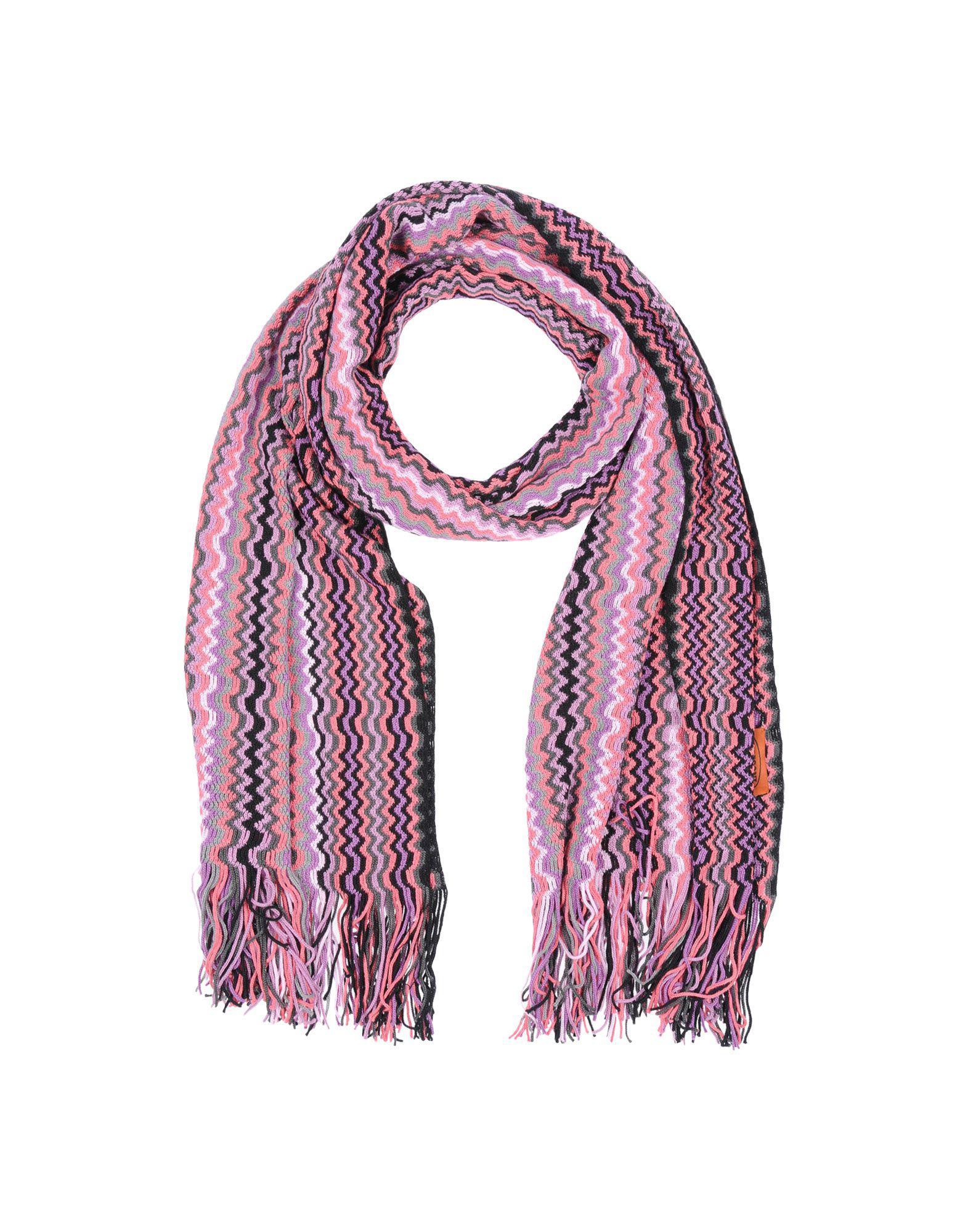 ACCESSORIES - Oblong scarves Missoni M2TvaHcW