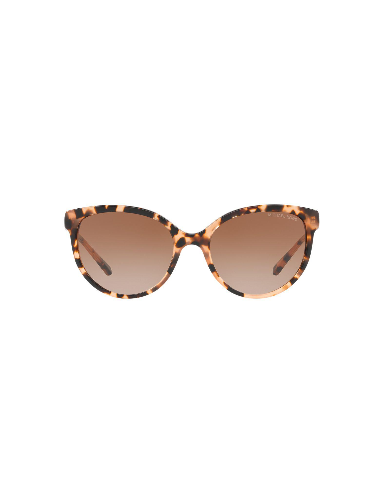 c8c8db7e02 Michael Kors Sunglasses in Brown - Lyst