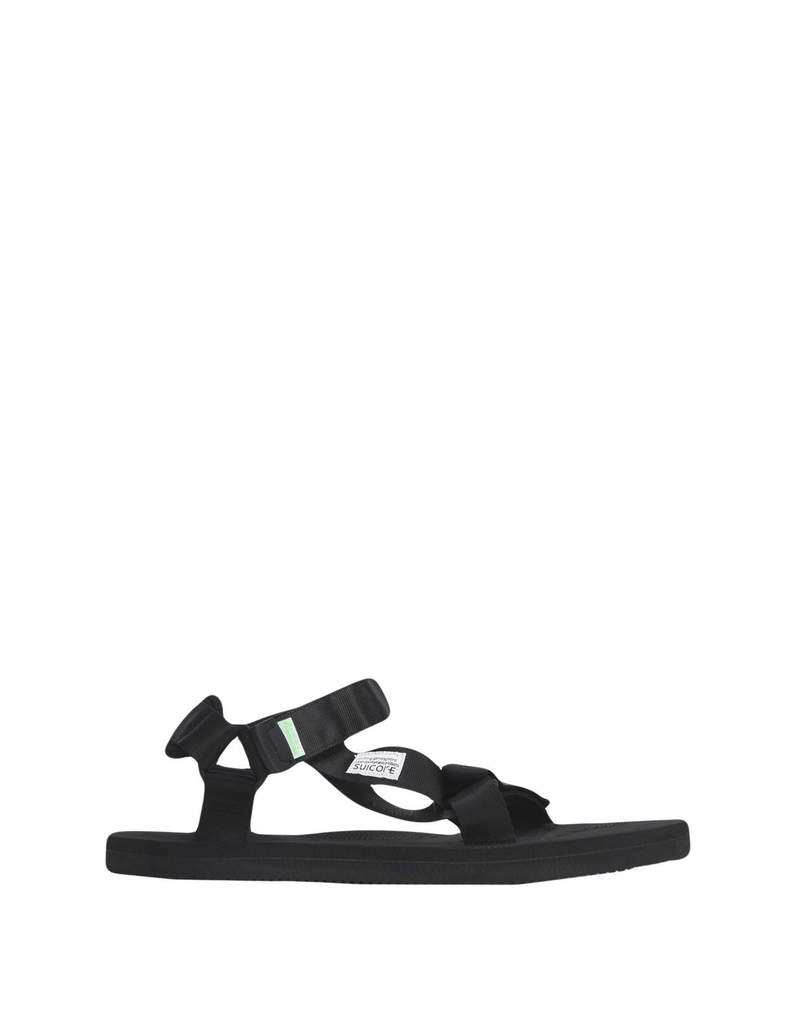 35484401ad7c Suicoke Sandals in Black for Men - Lyst
