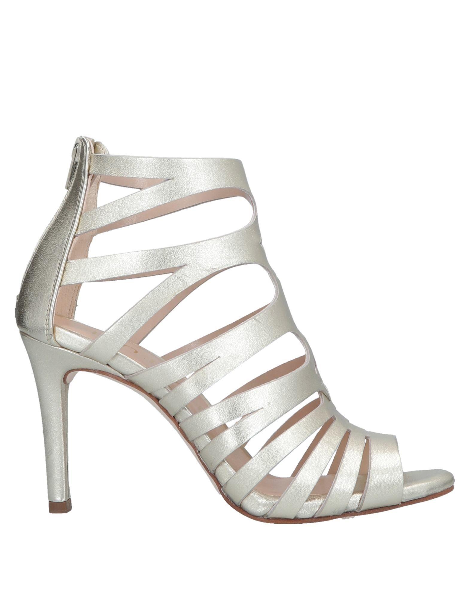 f6d5f1a383a7 Lyst - Unisa Sandals in Metallic