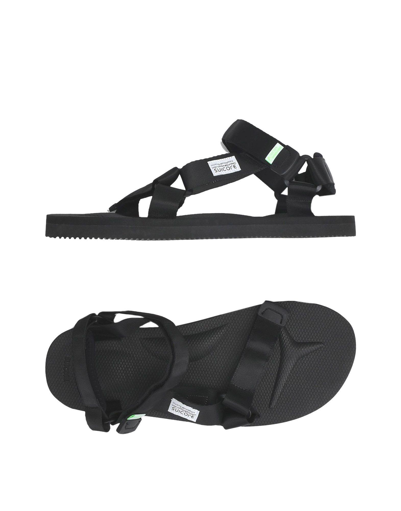 35484401ad7c Suicoke Sandals in Black for Men - Lyst