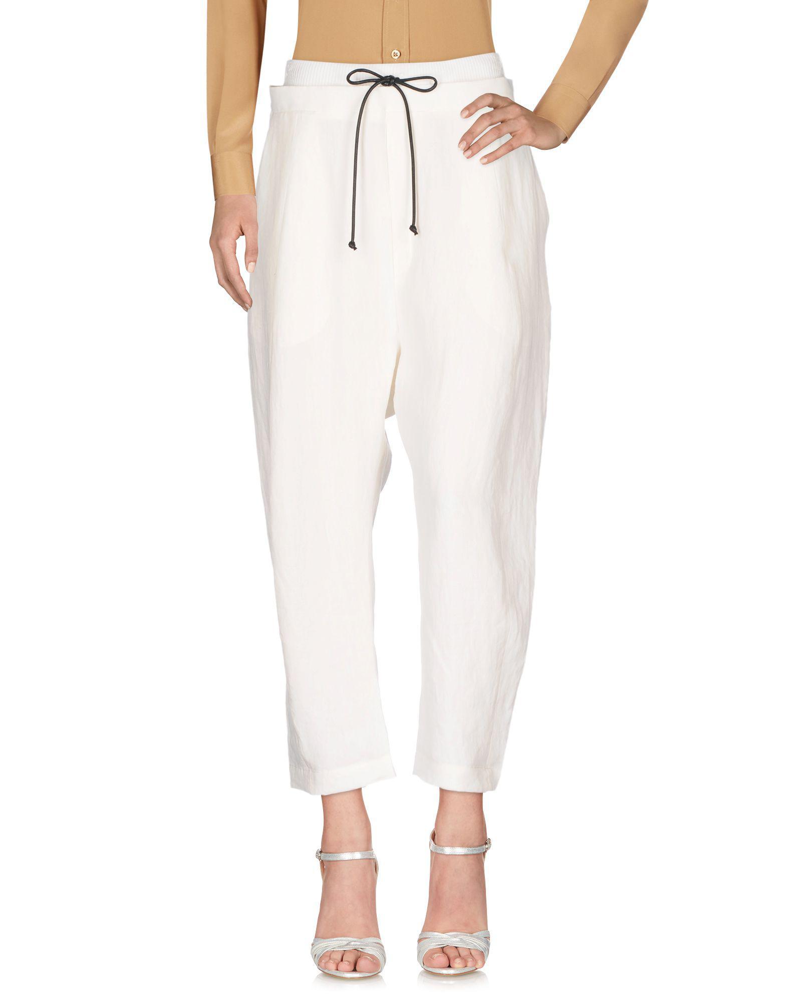 Les Pantalons - 3/4-pantalon Longueur Isabel Benenato szgAlqzjg