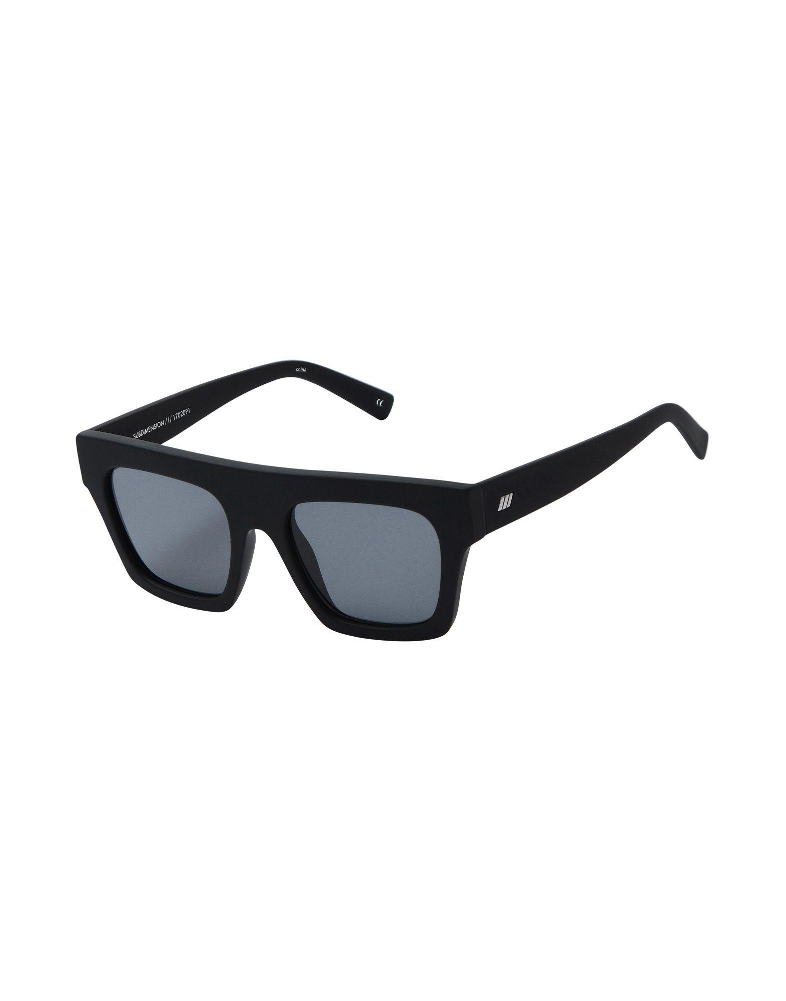 Lyst - Lunettes de soleil Le Specs pour homme en coloris Noir 9a1d05be1ee4