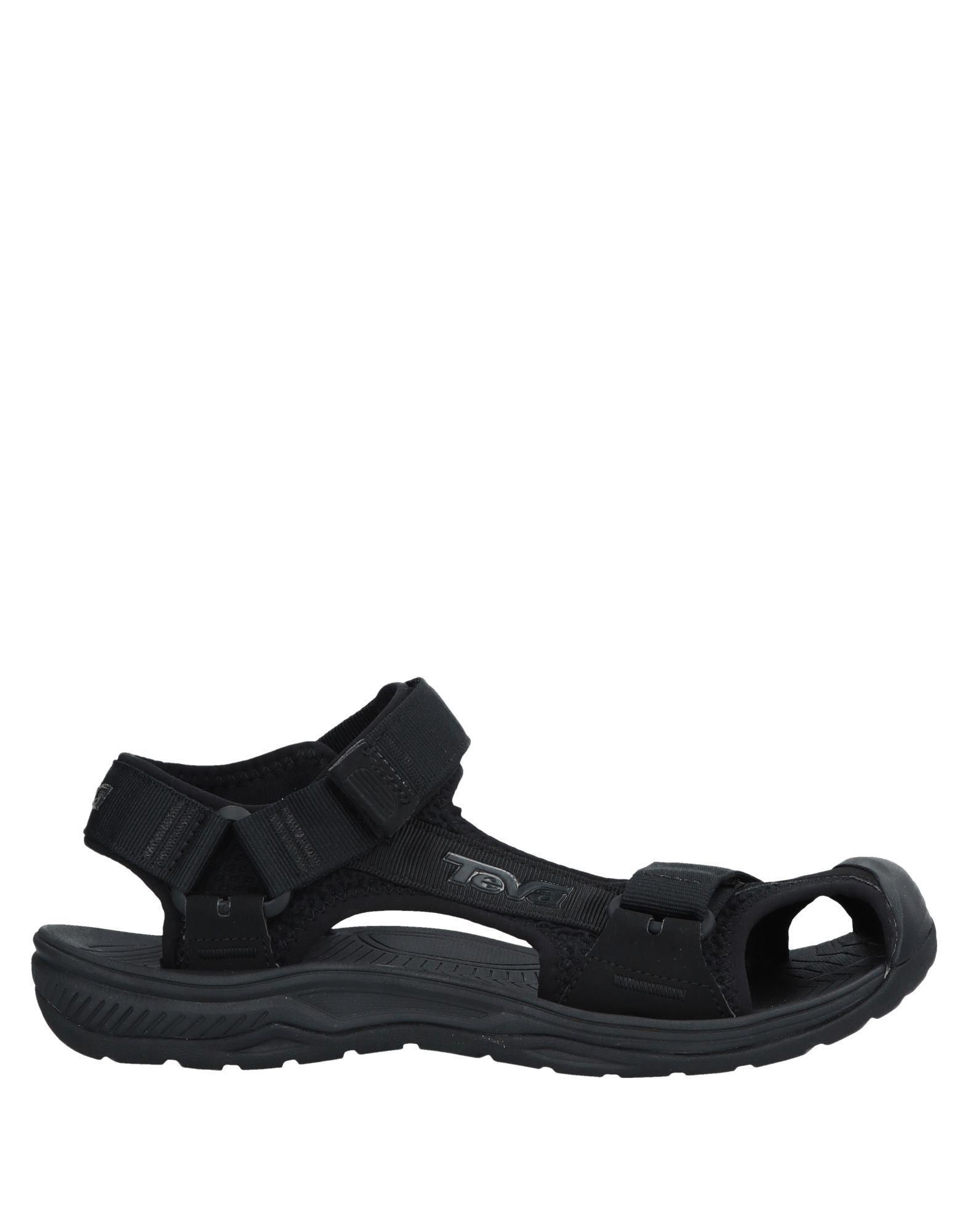 3781cc731ea4 Lyst - Teva Sandals in Black for Men