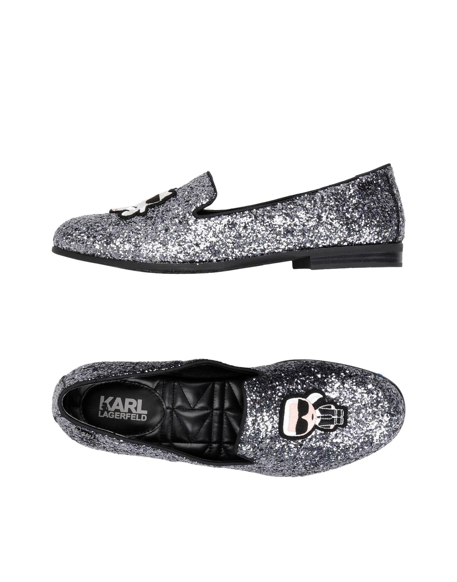 FOOTWEAR - Lace-up shoes on YOOX.COM Karl Lagerfeld CoEFMyGo