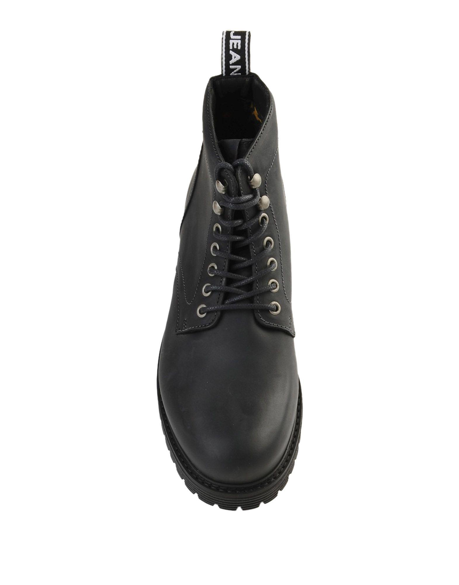 b9ec9c64001c6e Tommy Hilfiger - Black Ankle Boots for Men - Lyst. View fullscreen