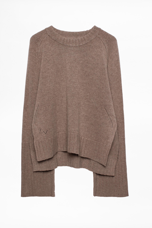 e09944cb97038 Zadig & Voltaire Lea Cashmere Sweater - Lyst