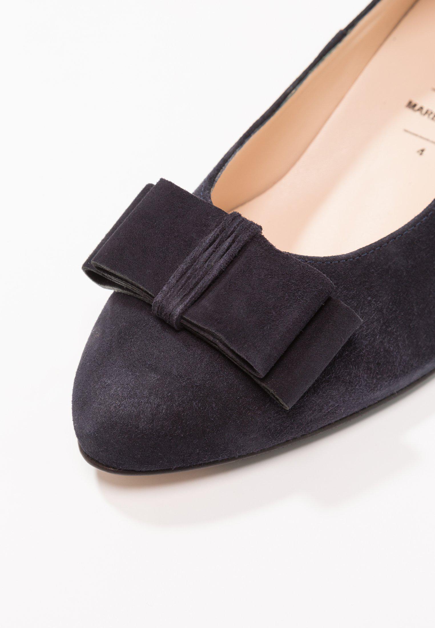 HASSIA WIDE FIT MARBELLA - Classic heels - ocean MRbzqO7