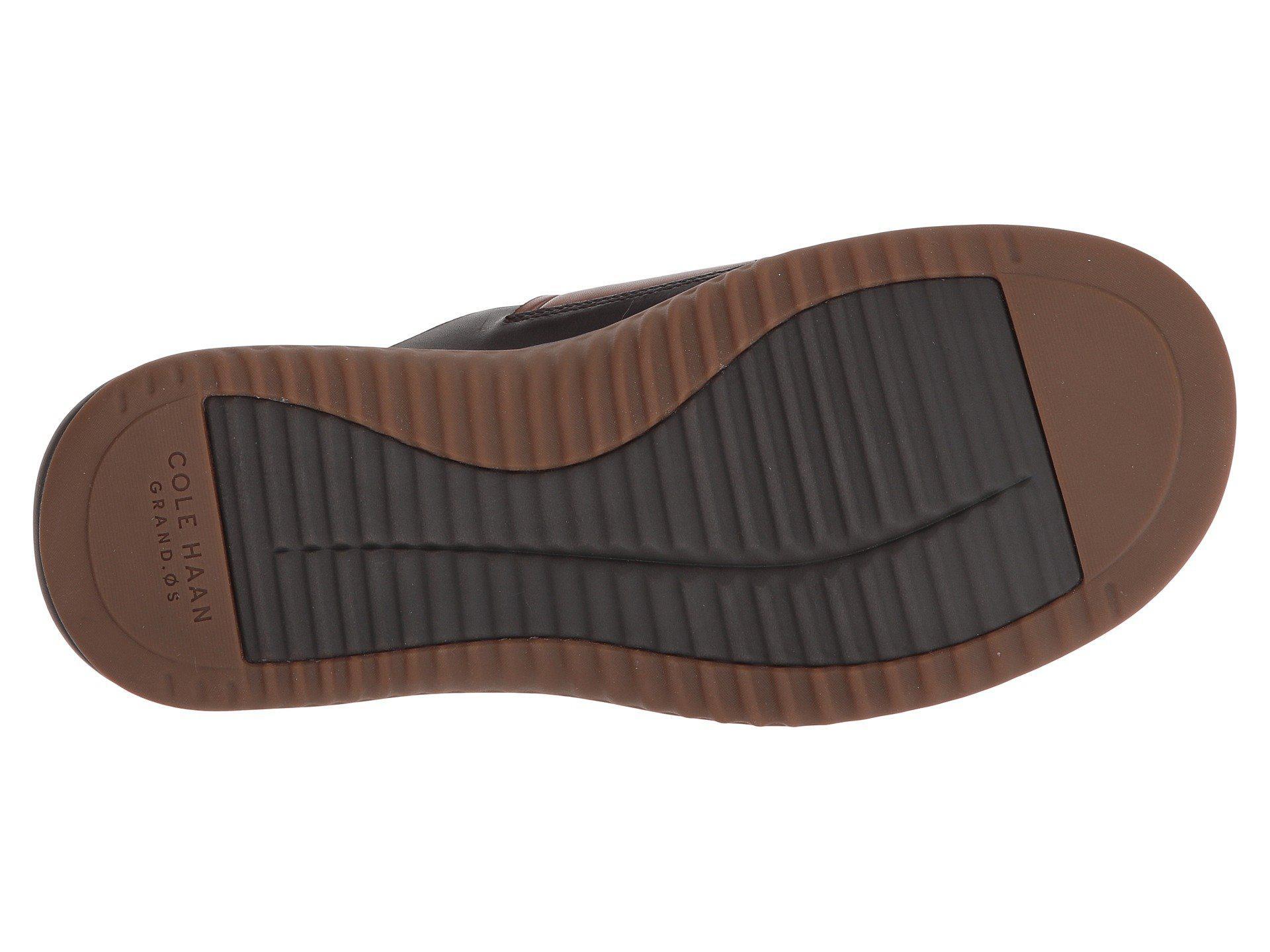 204ed28078e6 Lyst - Cole Haan 2.zerogrand Slide Sandal in Brown for Men