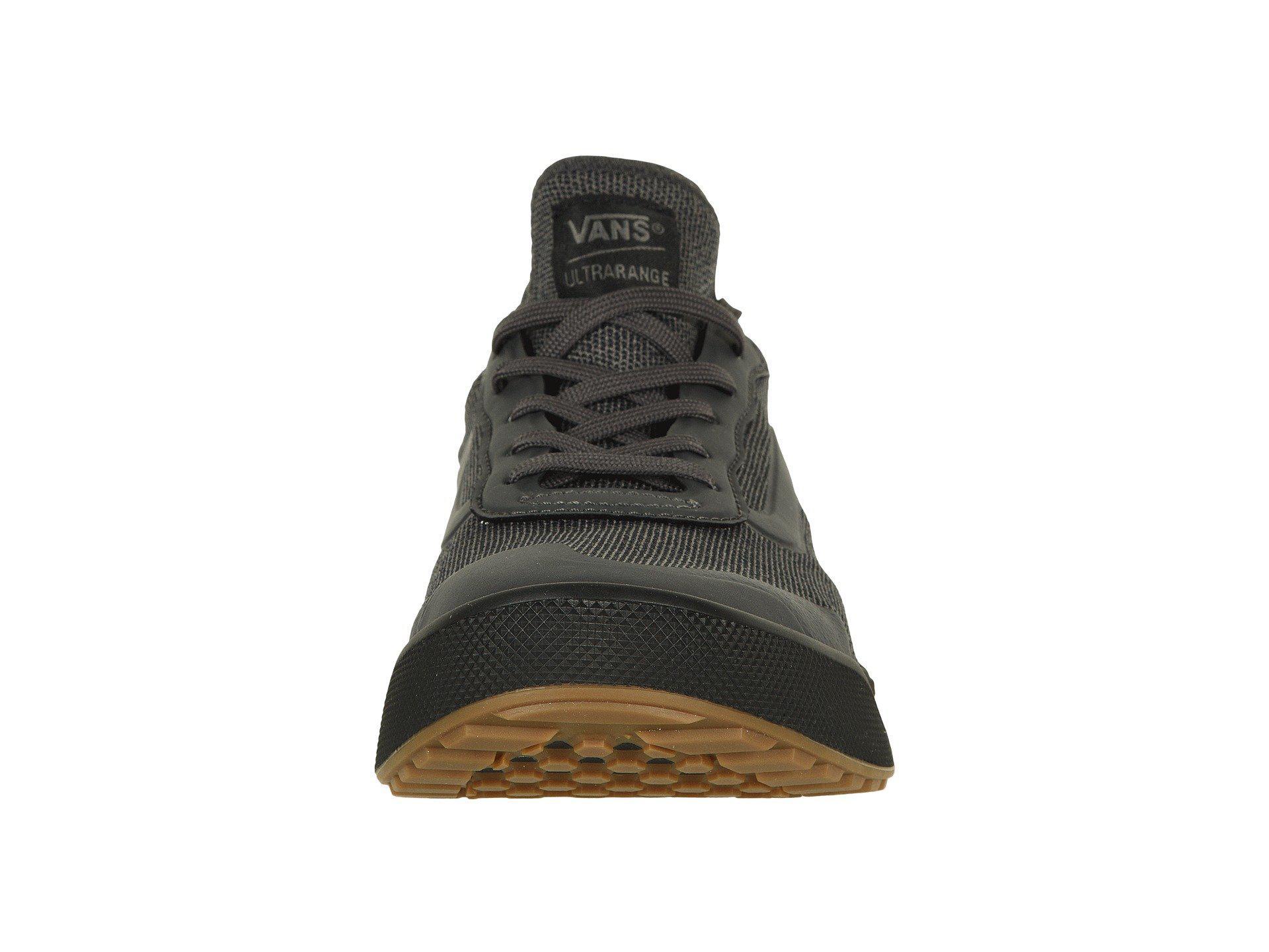 b81545589aca3f Lyst - Vans Ultrarange Ac ((reptile) Covert Green black) Skate Shoes ...