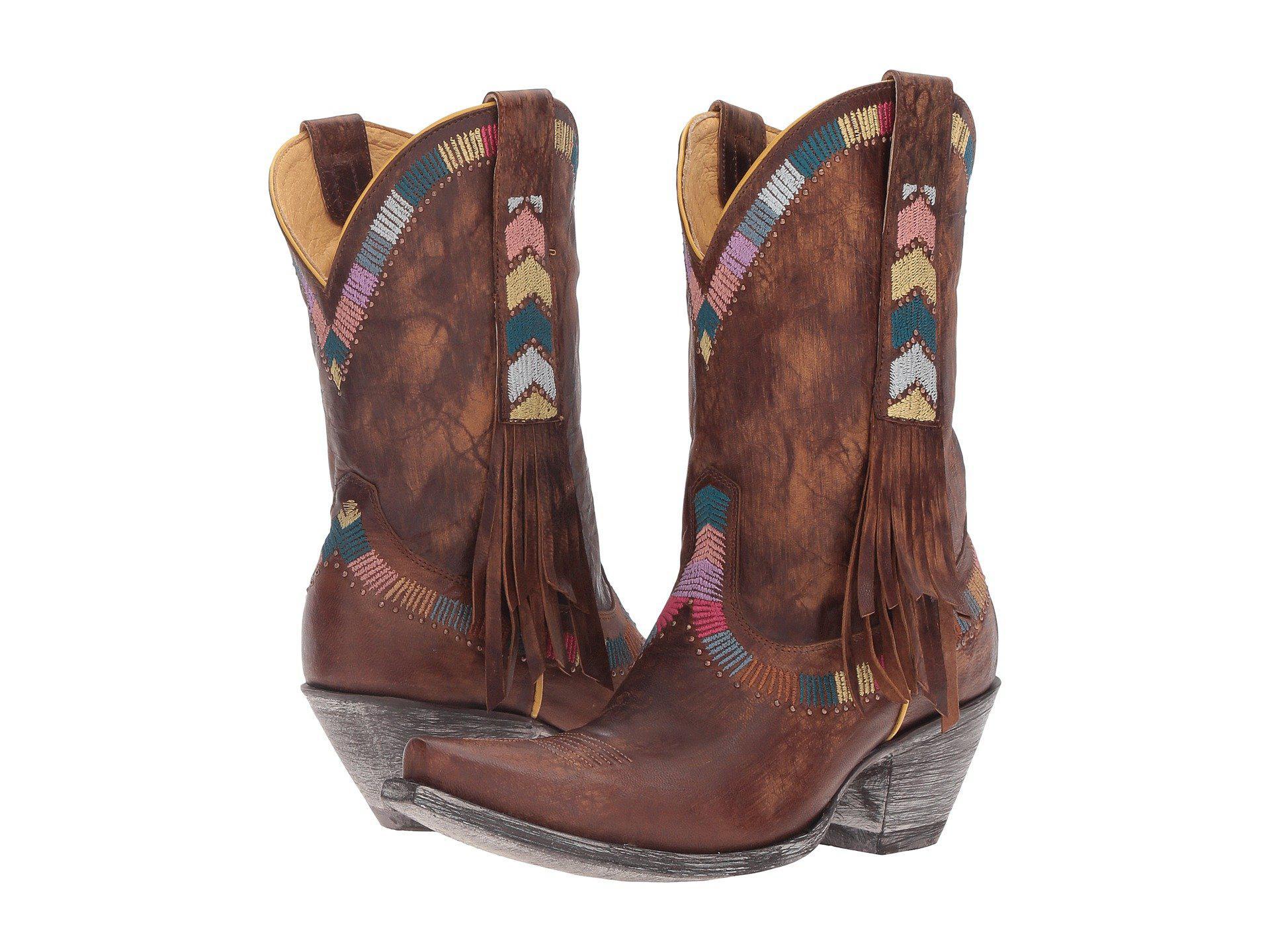 508f7b35ff4 Lyst old gringo persefone bone cowboy boots jpg 1920x1440 Old gringo bone