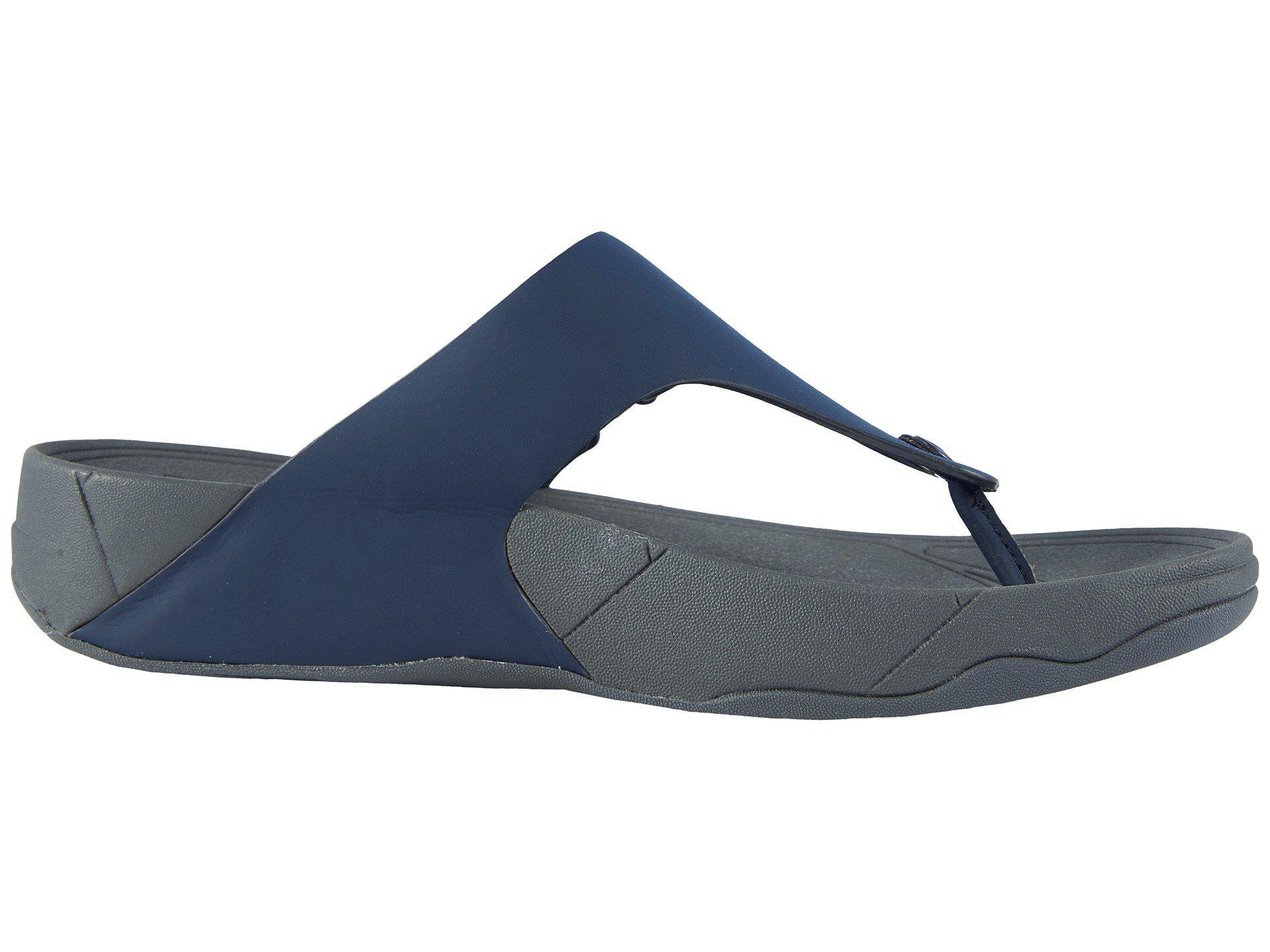 258329b03496 Lyst - Fitflop Trakk Ii In Neoprene Sandal in Blue for Men - Save 1%