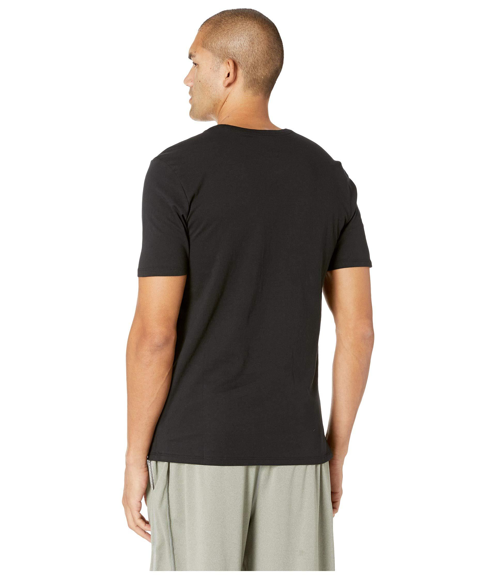 c5411003 Nike Nsw Tee Camo Pack 2 (black/neutral Olive) Men's T Shirt in ...