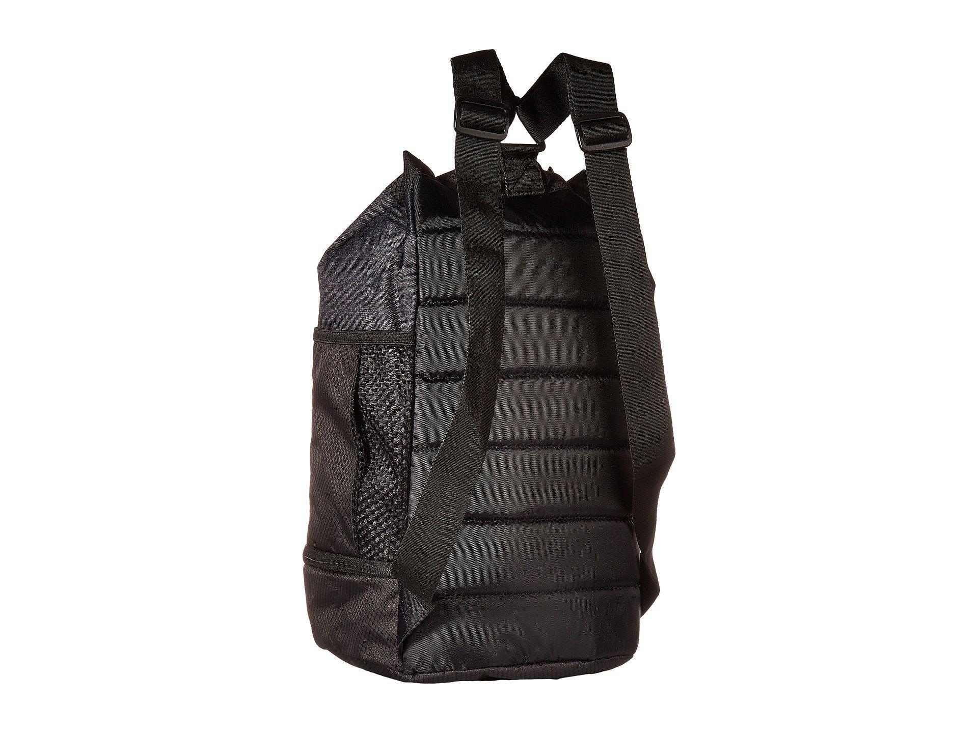 Lyst - adidas Squad Bucket Backpack (black black Jersey) Backpack ... 73ee2da8cb604