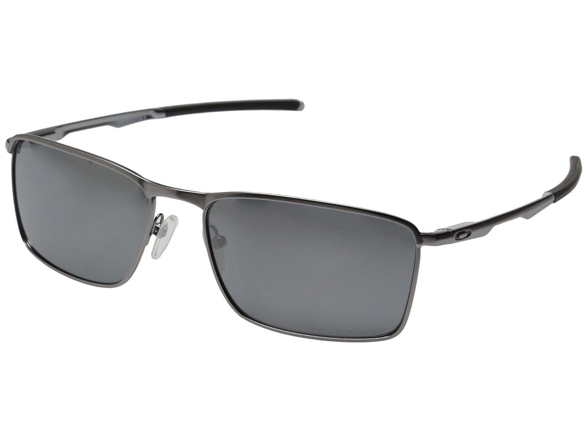 4e04bcb80420 Lyst - Oakley Conductor 6 (matte Black W black Iridium) Sport ...