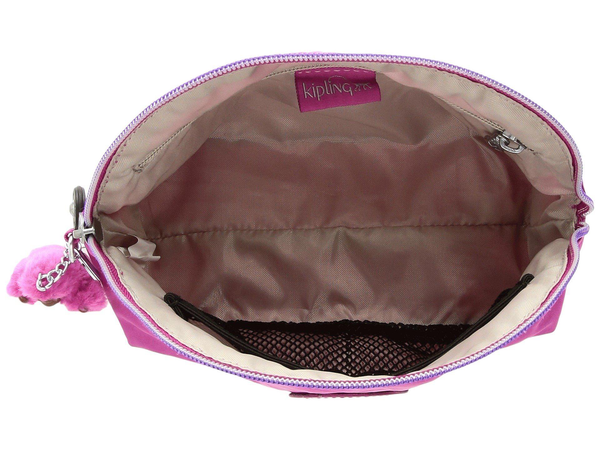 Kipling Zadok (Very Berry) Bags R3L0aZl2