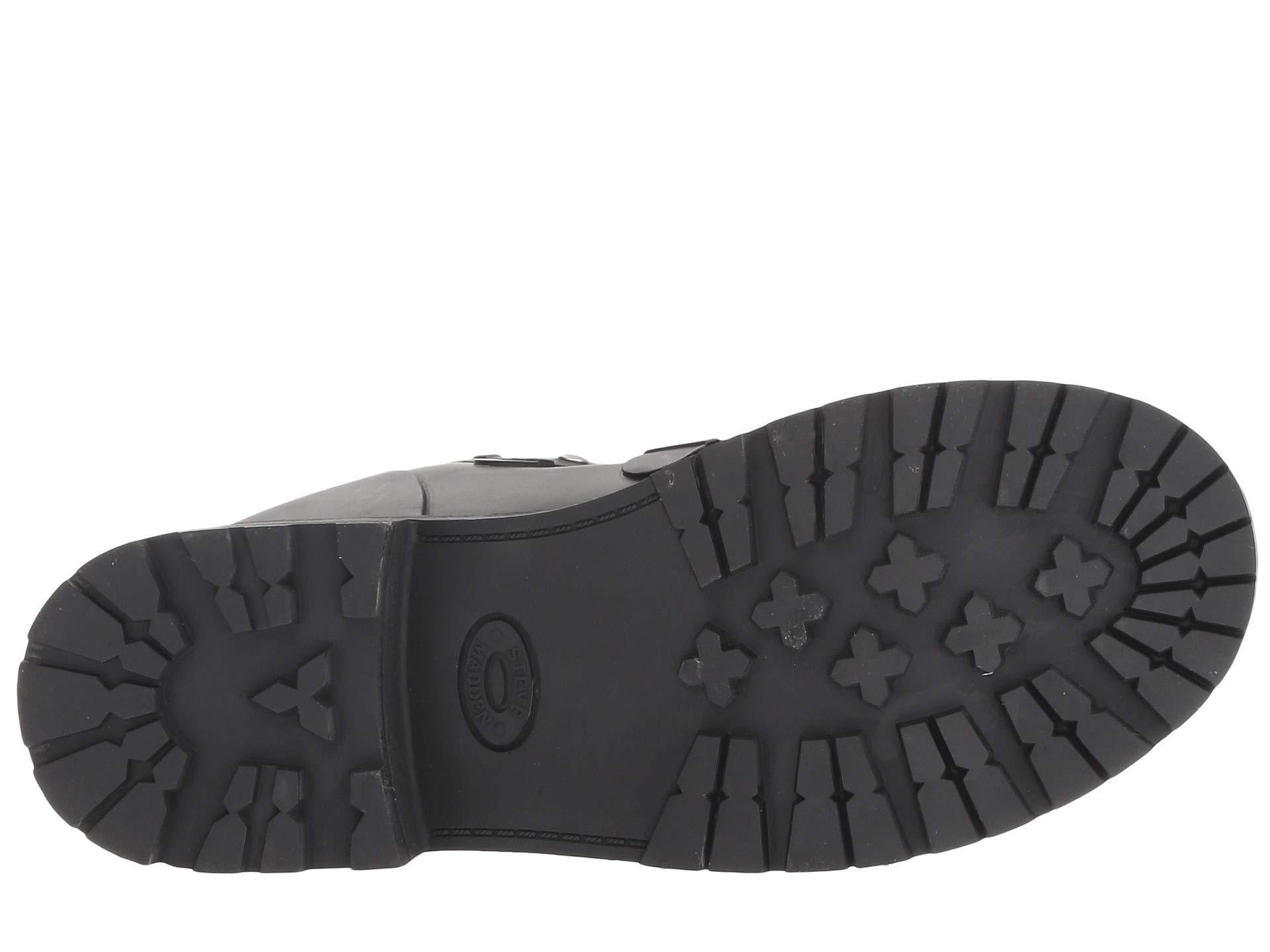 0ef1e26ebe5 Steve Madden - Thunder Rain Boot (black) Women s Boots - Lyst. View  fullscreen