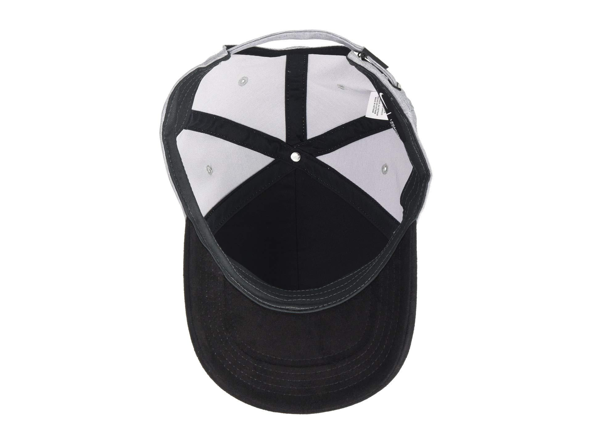 ad37cc061992 Lyst - Nike Aerobill Legacy 91 Hat (carbon Heather black black) Caps ...