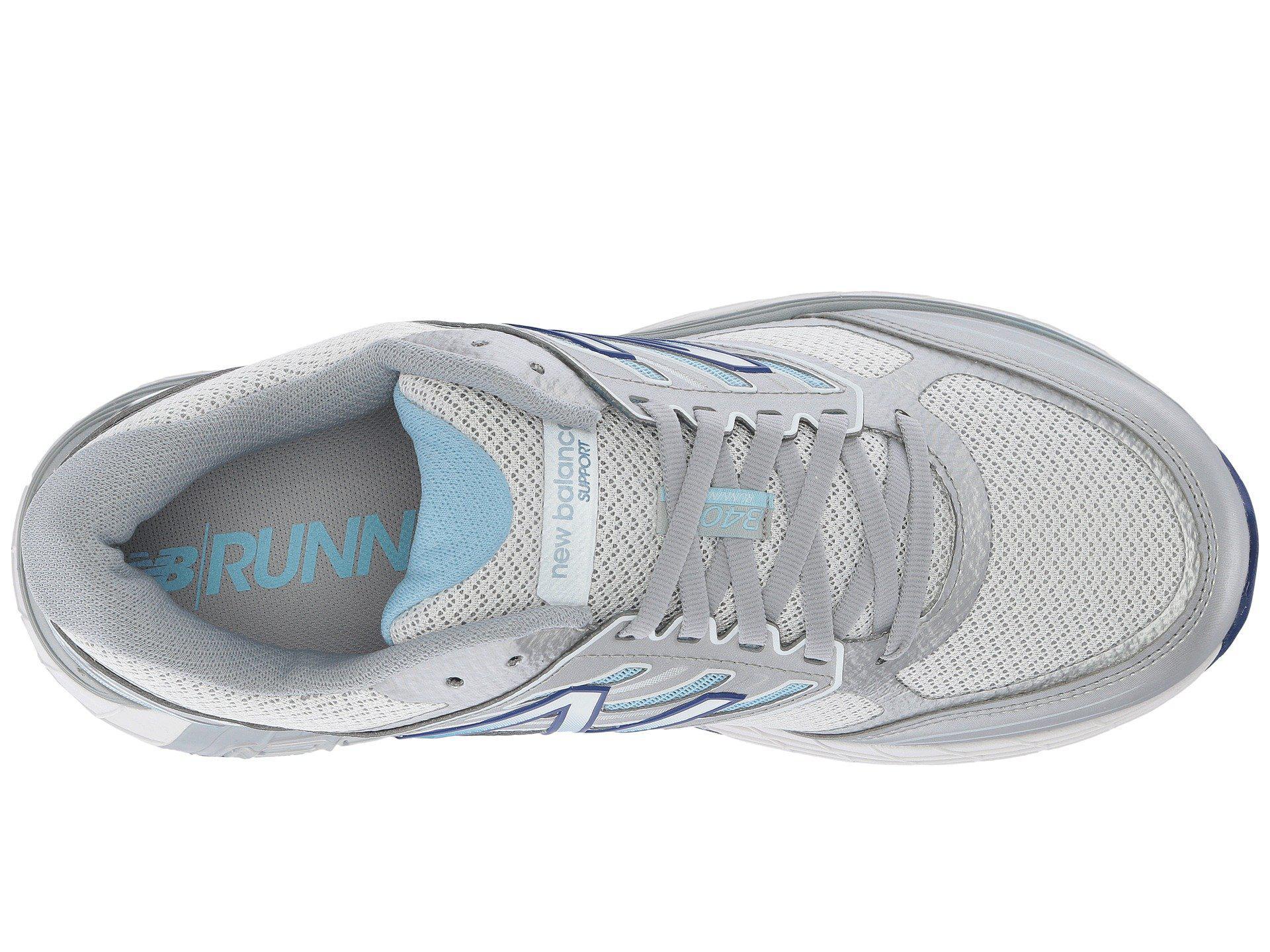 Lyst - New Balance 1340v3 (white clear Sky) Women s Running Shoes 1ecc60129b2