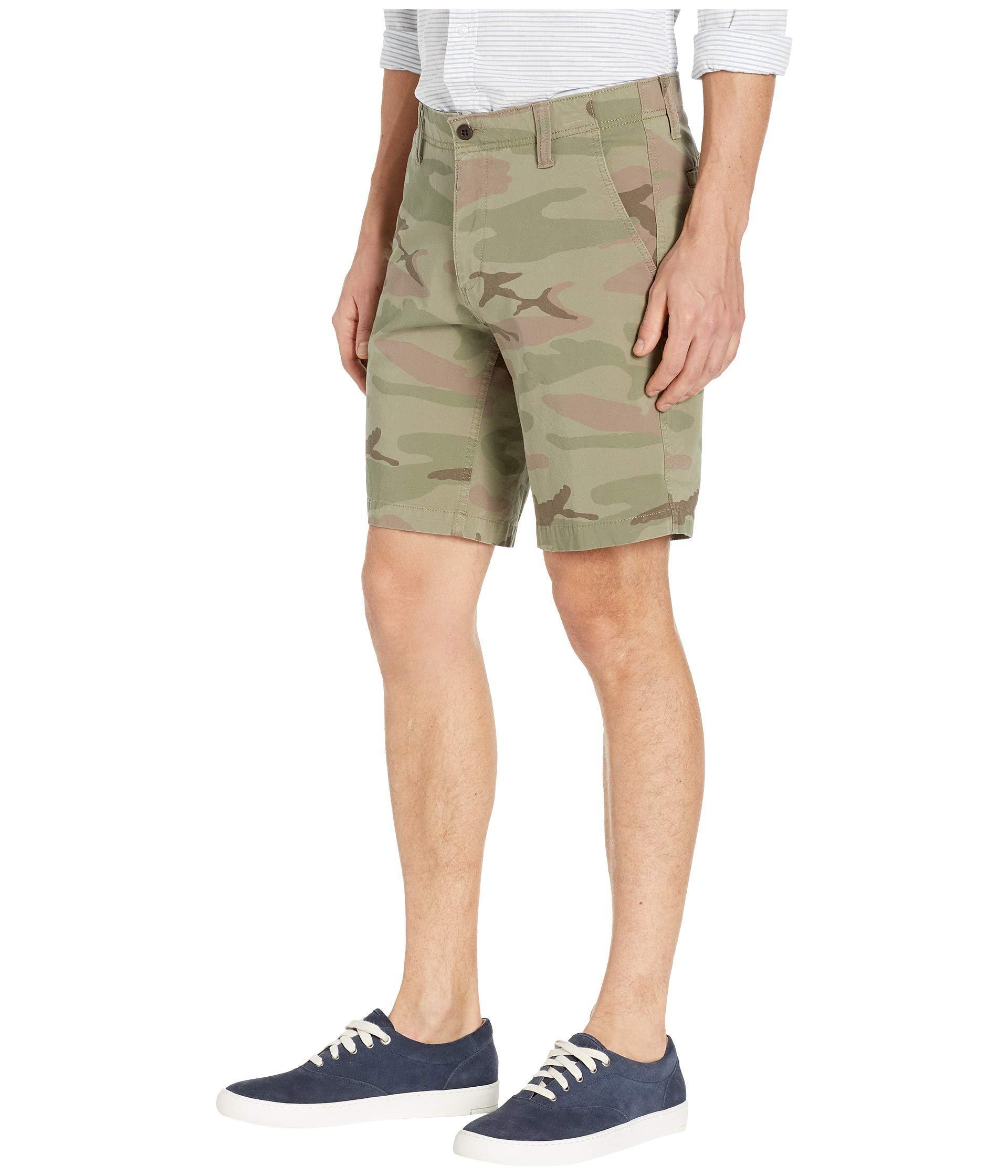 276fc7a69683 Lyst - Dockers Smart 360 Flex Straight Fit Shorts (blue Shadow) Men's Shorts  in Green for Men