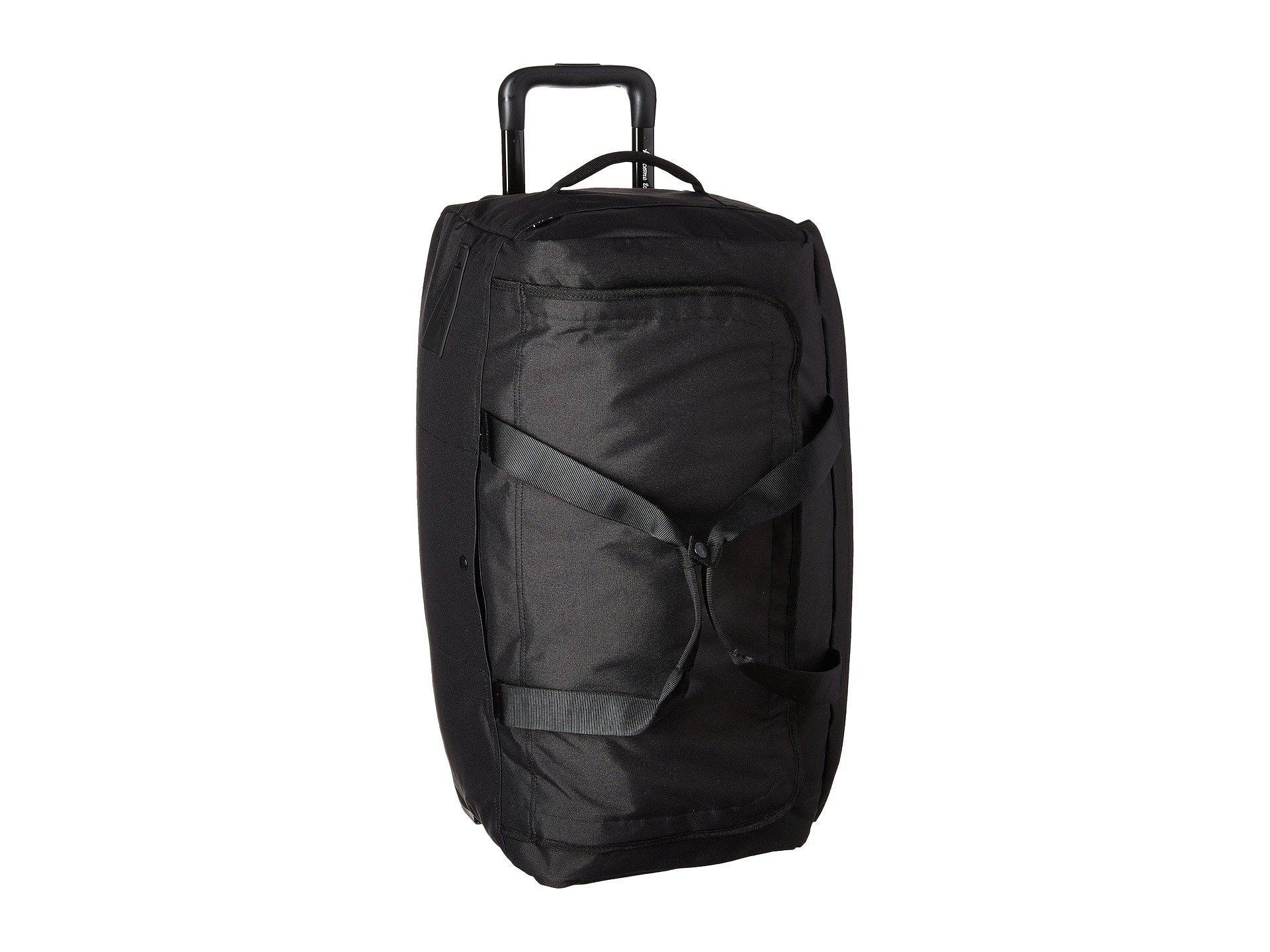 0da08a0dd078 Herschel Supply Co. Men s Black Wheelie Outfitter (raven Crosshatch ...