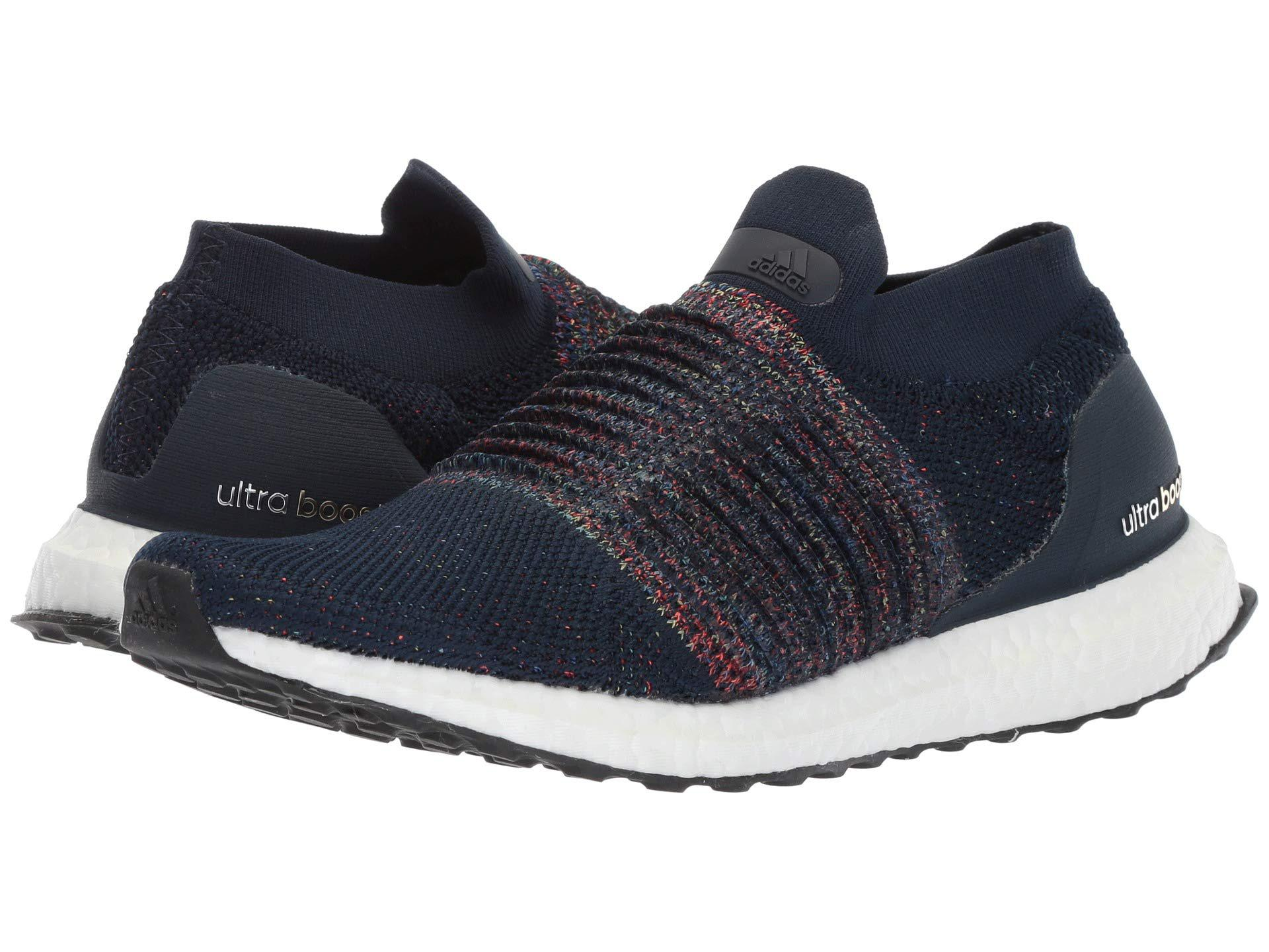 31860f9d2a0 Adidas Originals - Blue Ultraboost Laceless (collegiate Navy white black)  Men s Running. View fullscreen