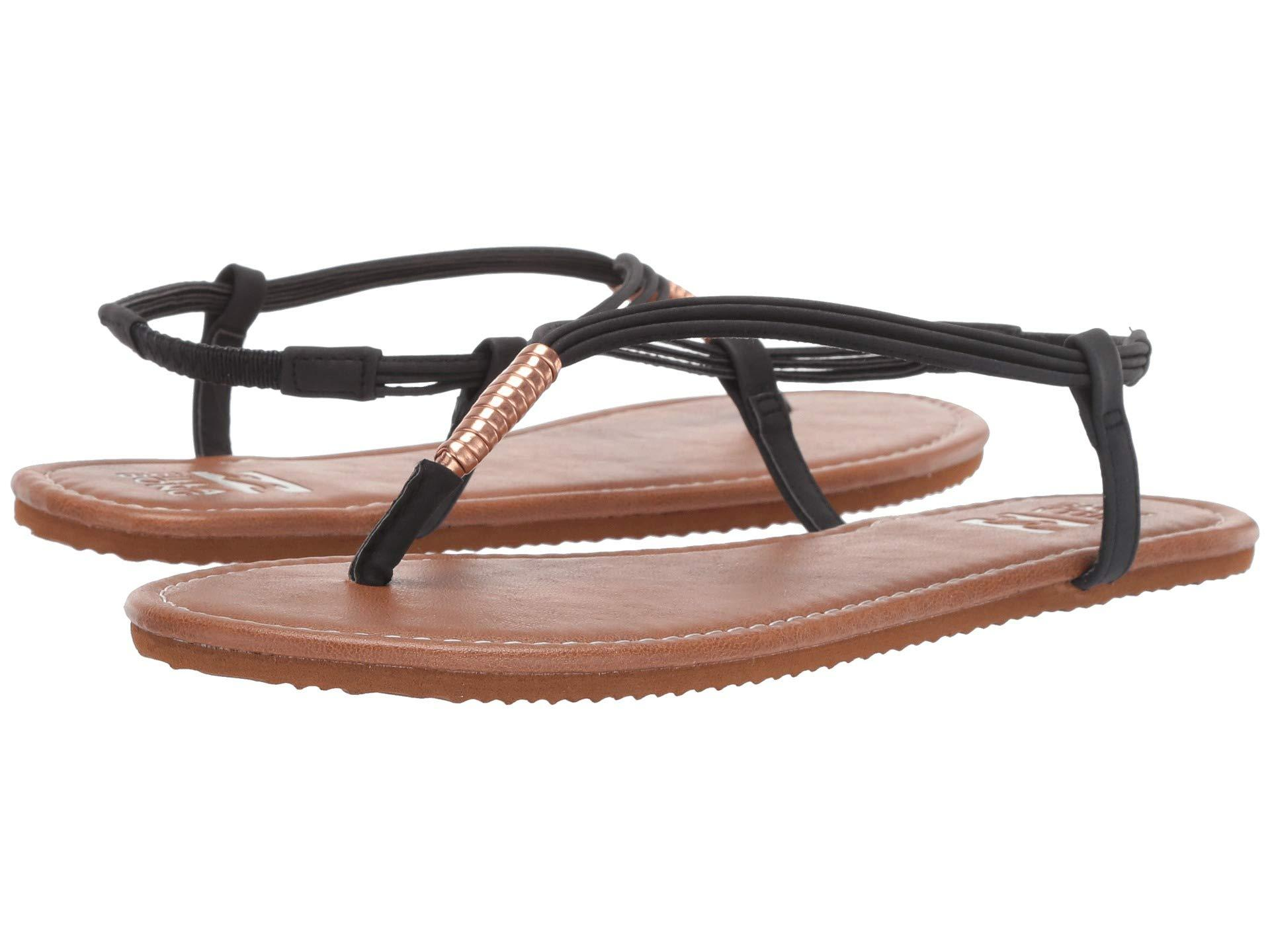 Billabong Sandals DazeWomen's Strand Black Lyst Walkdesert in On8X0wPk