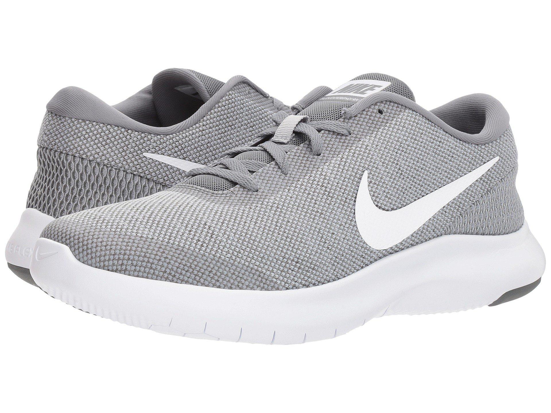 size 40 c1505 9adeb Lyst - Nike Flex Experience Rn 7 (football Grey volt white) Men s ...