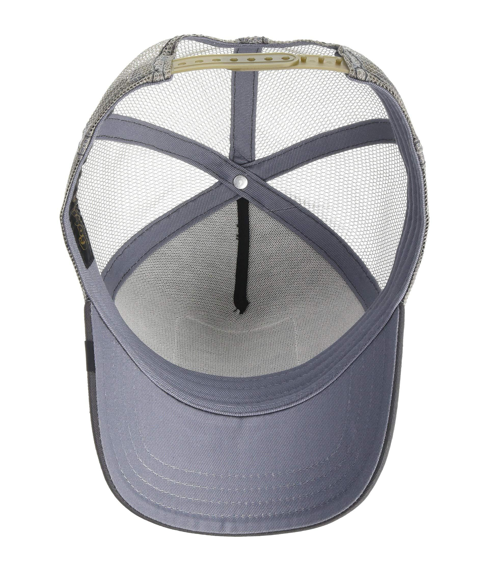336d88f3a8b Lyst - Goorin Bros Animal Farm Snap Back Trucker Hat (brown Chicky Boom)  Caps in Gray for Men