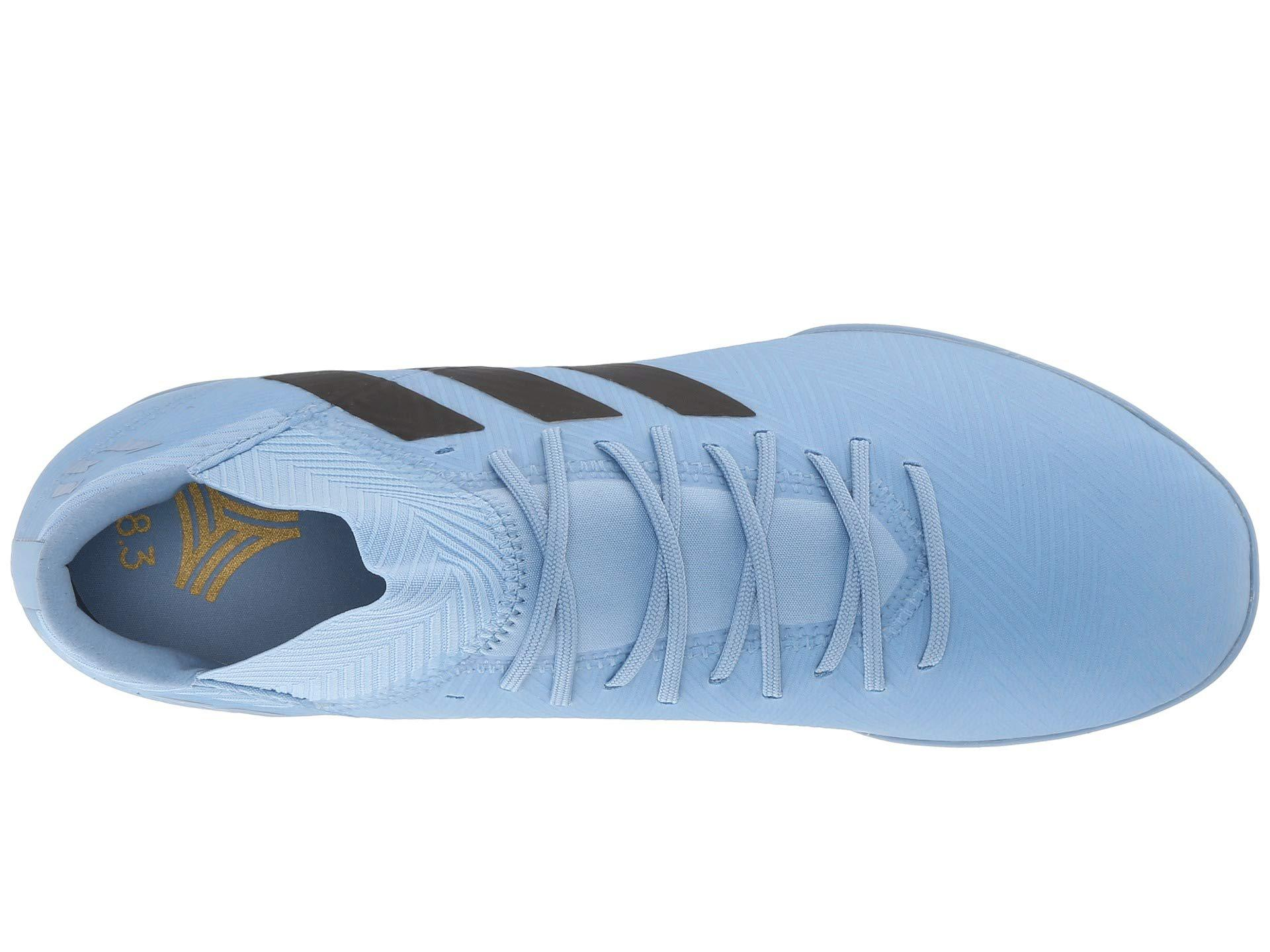 first rate 363d4 77caf Lyst - adidas Nemeziz Messi Tango 18.3 Tf (ash Blue black raw Grey ...