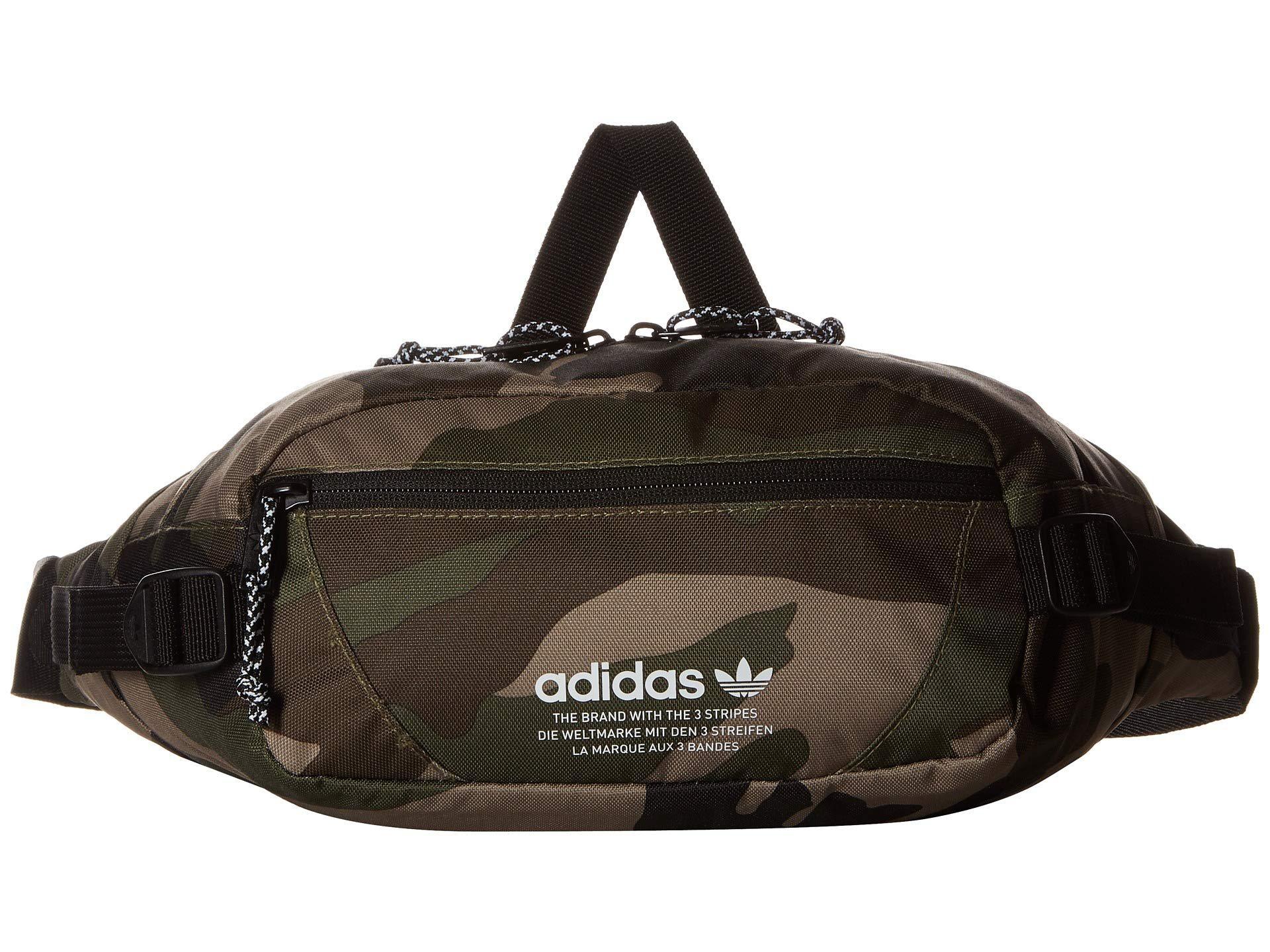 135ebdad98 Lyst - adidas Originals Originals Utility Crossbody (olive Cargo ...