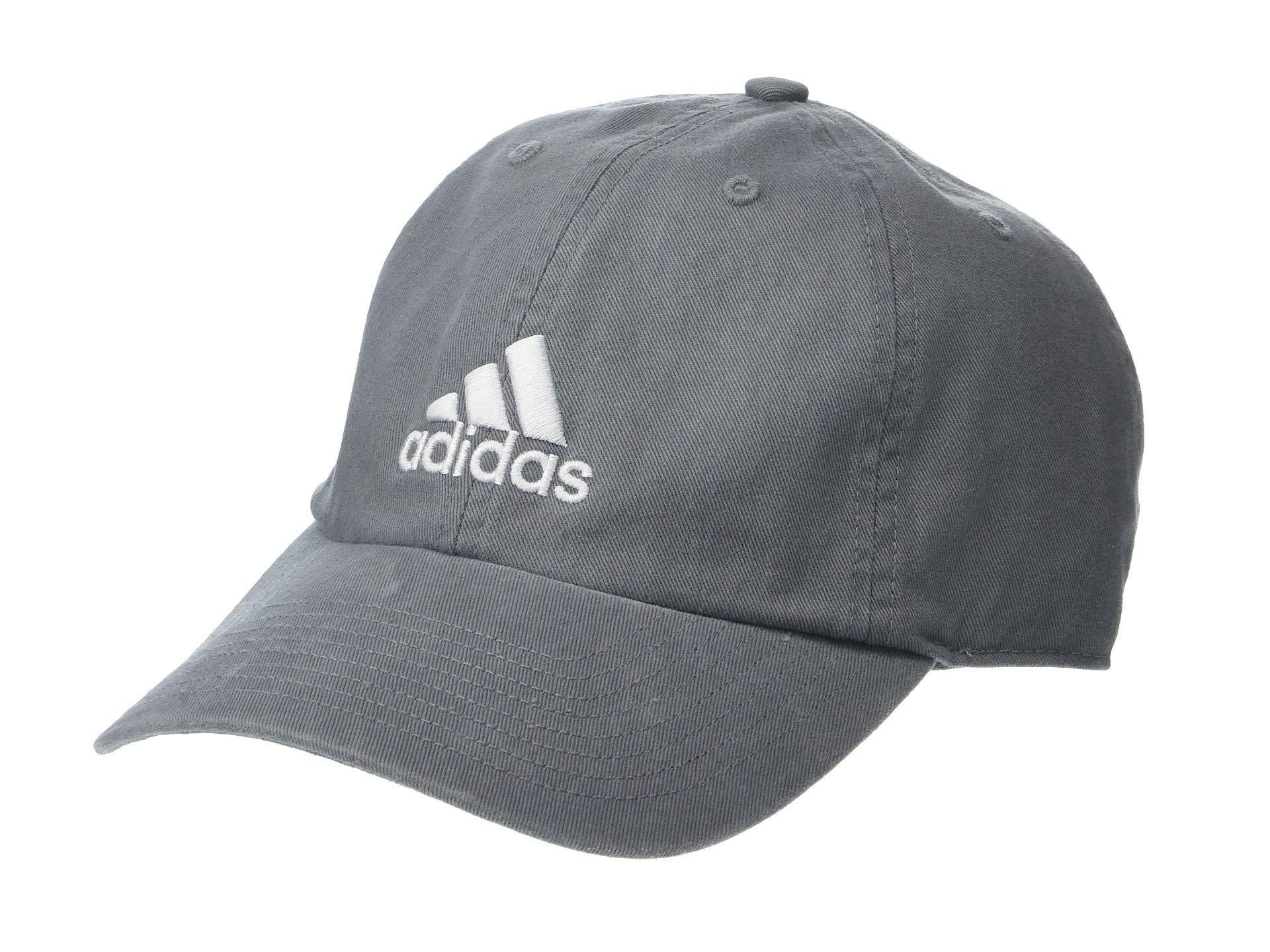 super popular 999a5 facac adidas. Men s Gray Ultimate Cap ...