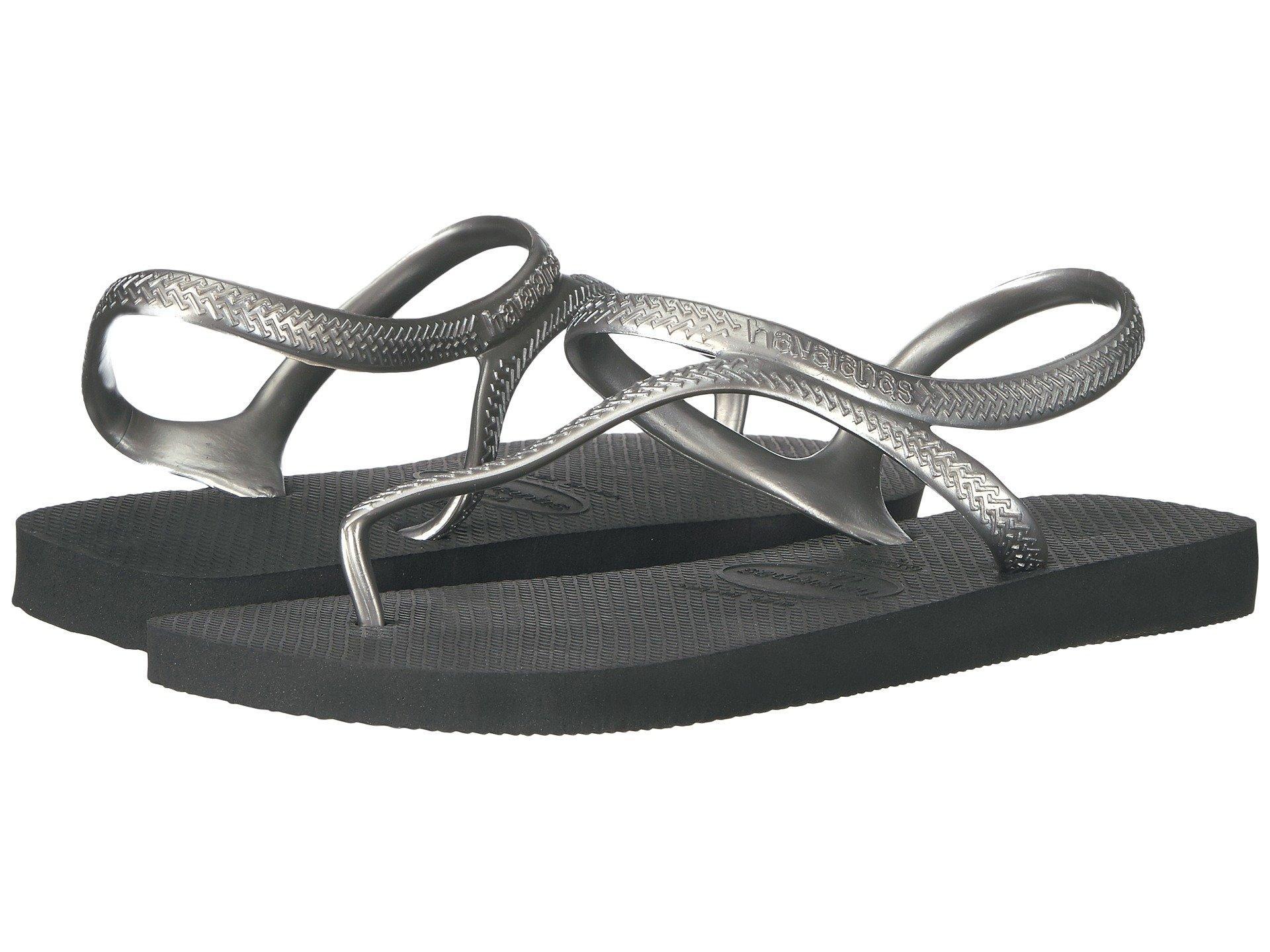42ea0d0e3f7d6 Lyst - Havaianas Flash Urban Flip Flops (rose Gold) Women s Shoes in ...