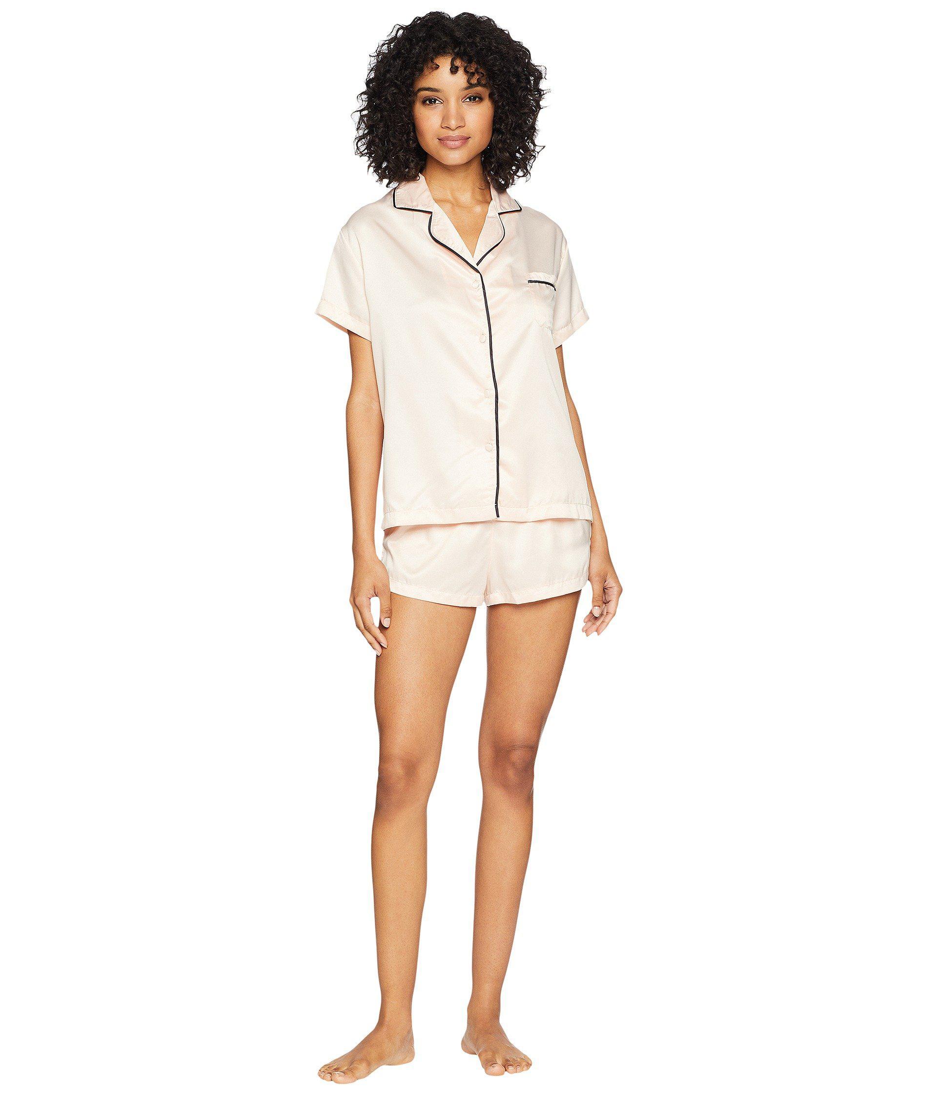 ffe4ffcaa65 Womens Shirt And Shorts Pajamas