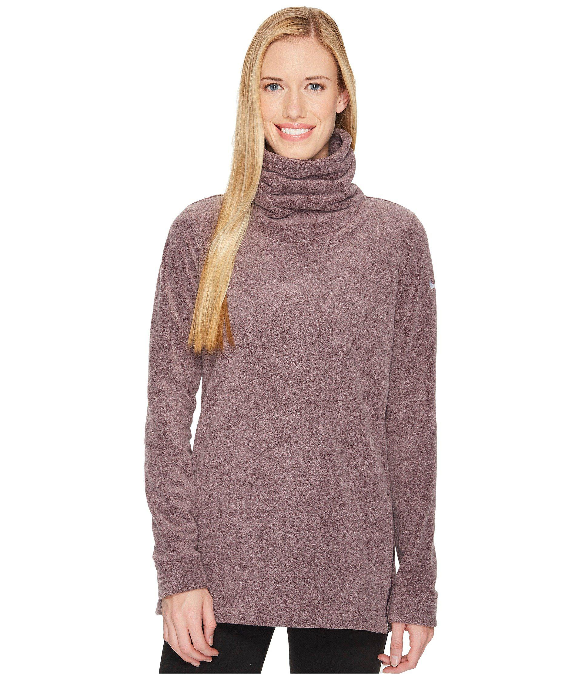 Nike. Women's Therma Tunic Training Top. $70 $52 From Zappos. Free shipping  with Zappos