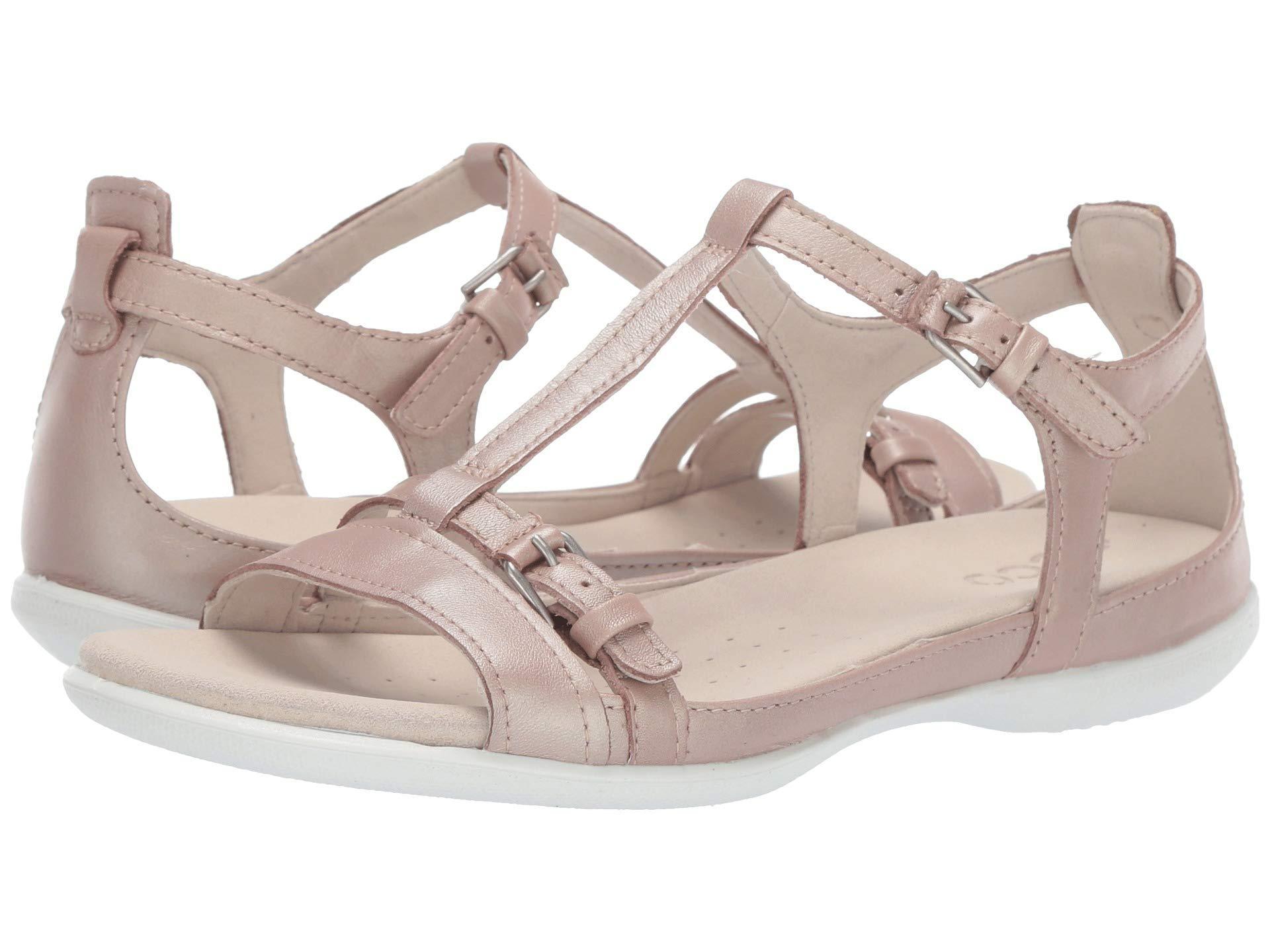 8d040f933dec Lyst - Ecco Flash Buckle Sandal (black) Women s Sandals