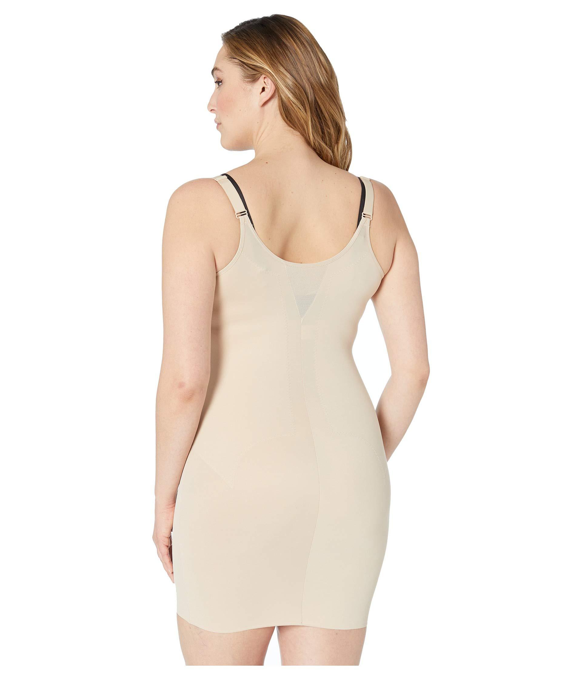 b7b25e52dfe Miraclesuit - Natural Plus Size Wear-your-own-bra Extra Firm Control Slip.  View fullscreen