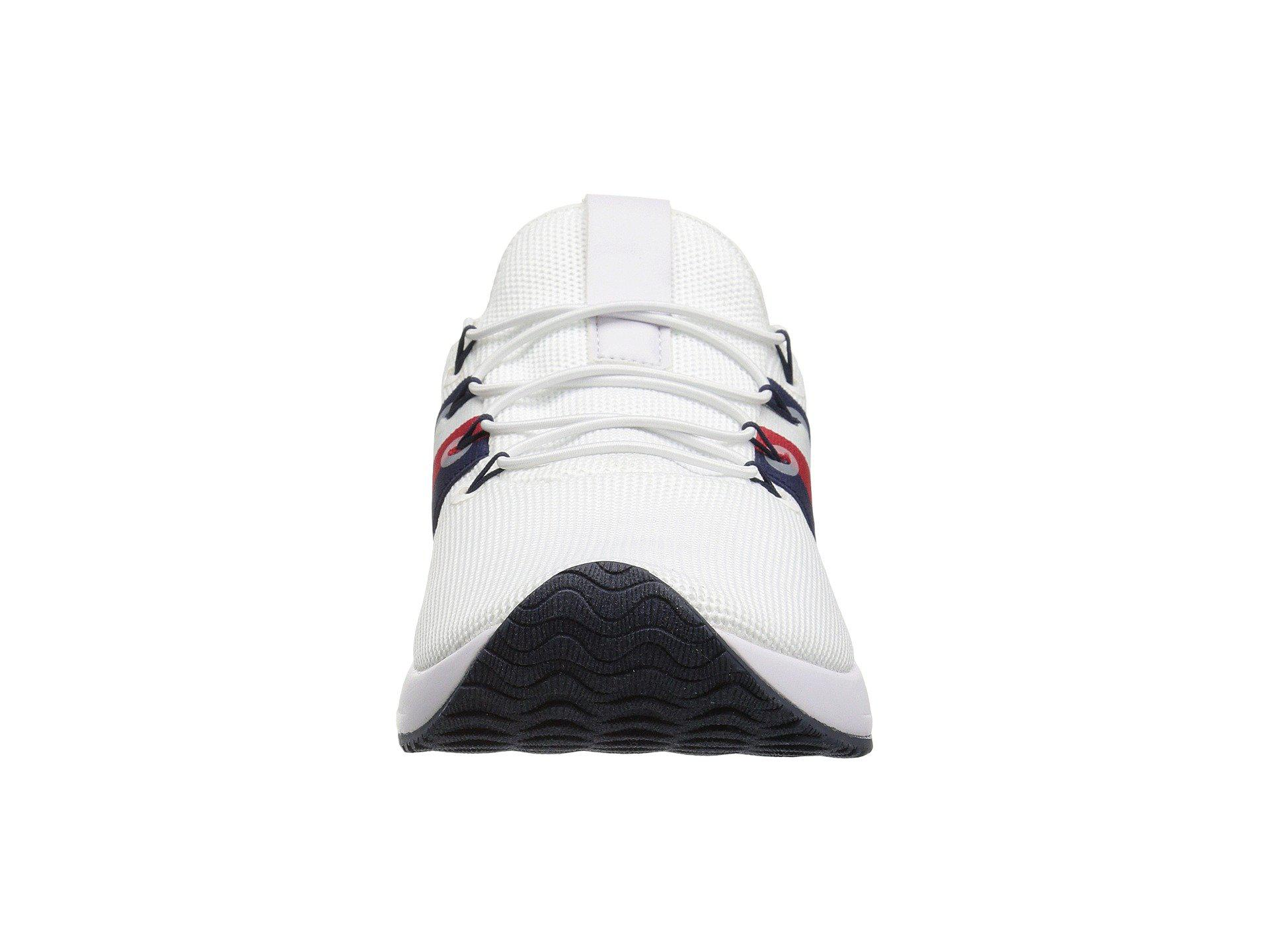 0dc629e37 Lyst - Tommy Hilfiger Rhena (black) Women s Shoes in White