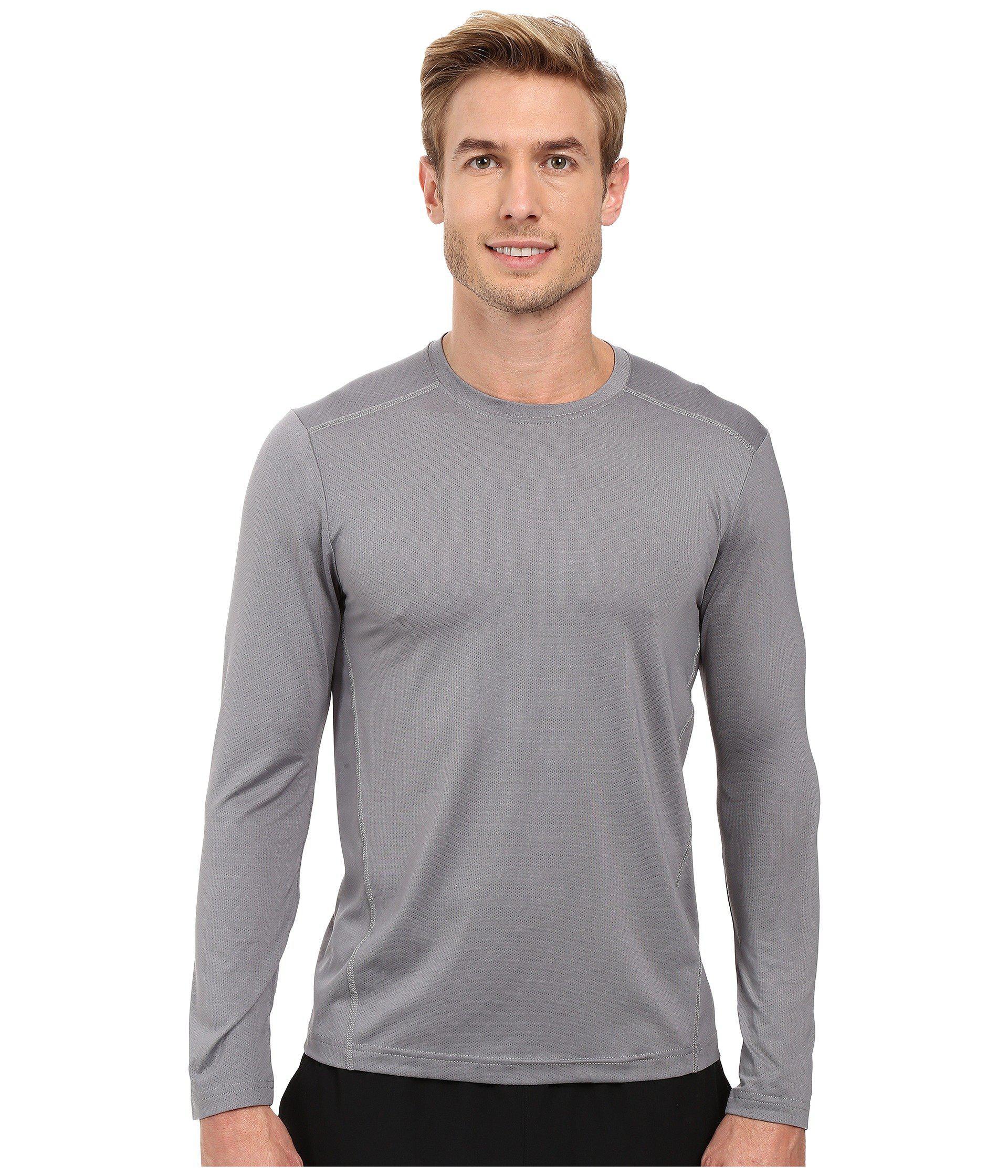 Lyst Adidas Climacool Camiseta de manga larga manga individual Camiseta Adidas en gris para hombre 1effc9d - grind.website