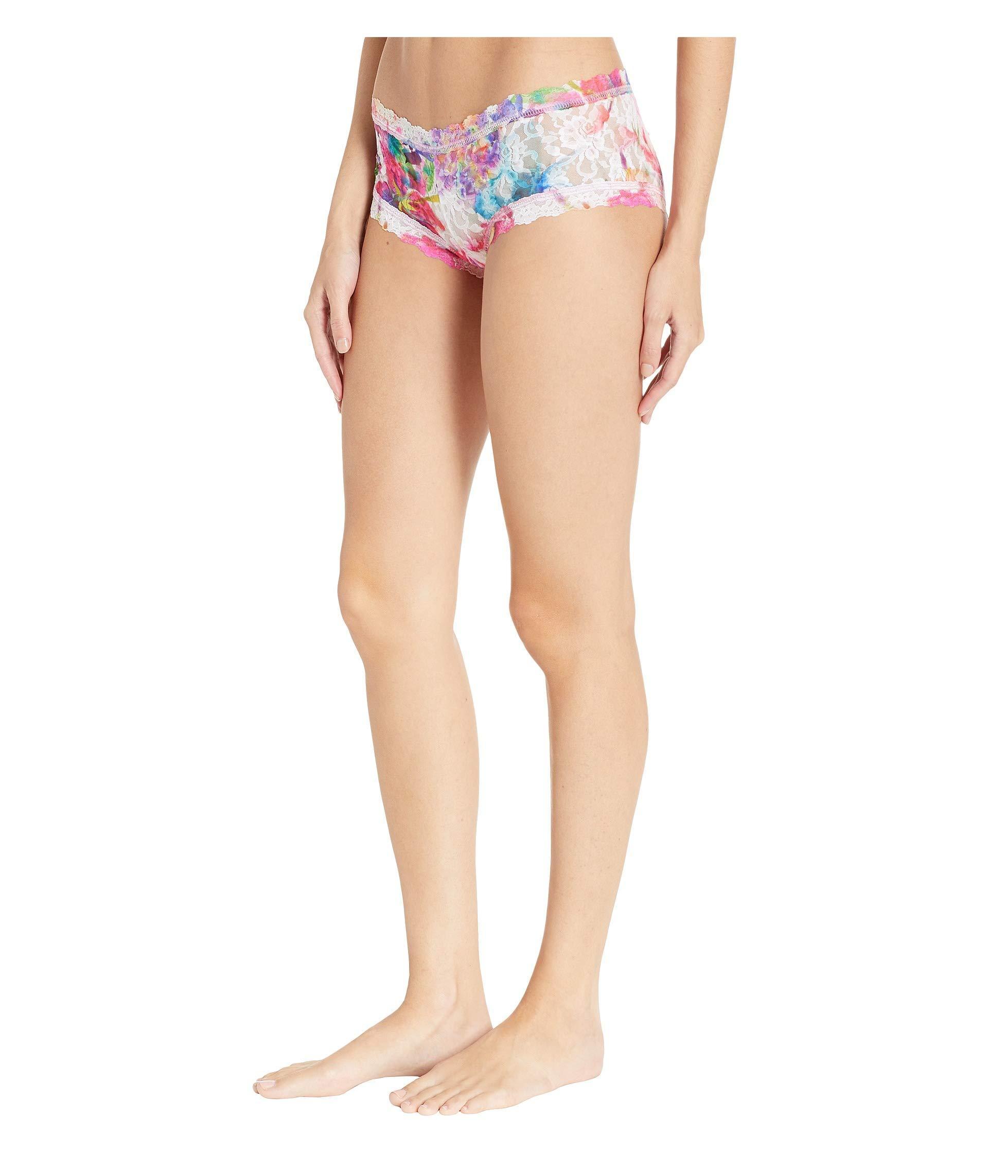 6ce8d510dd6302 Hanky Panky Impressionista Boyshorts (multi) Women's Underwear - Lyst
