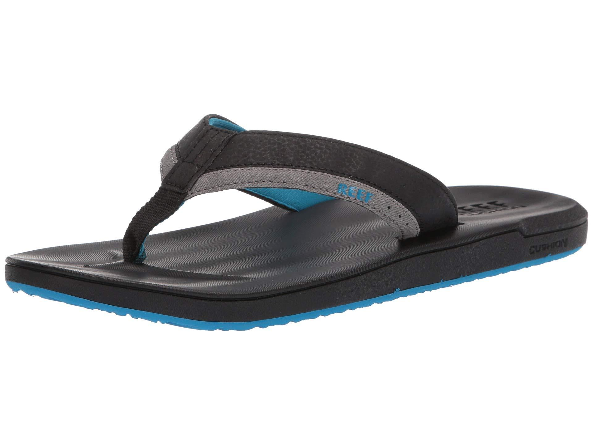 80e88f2b1 Lyst - Reef Contoured Cushion (brown) Men s Sandals in Gray for Men