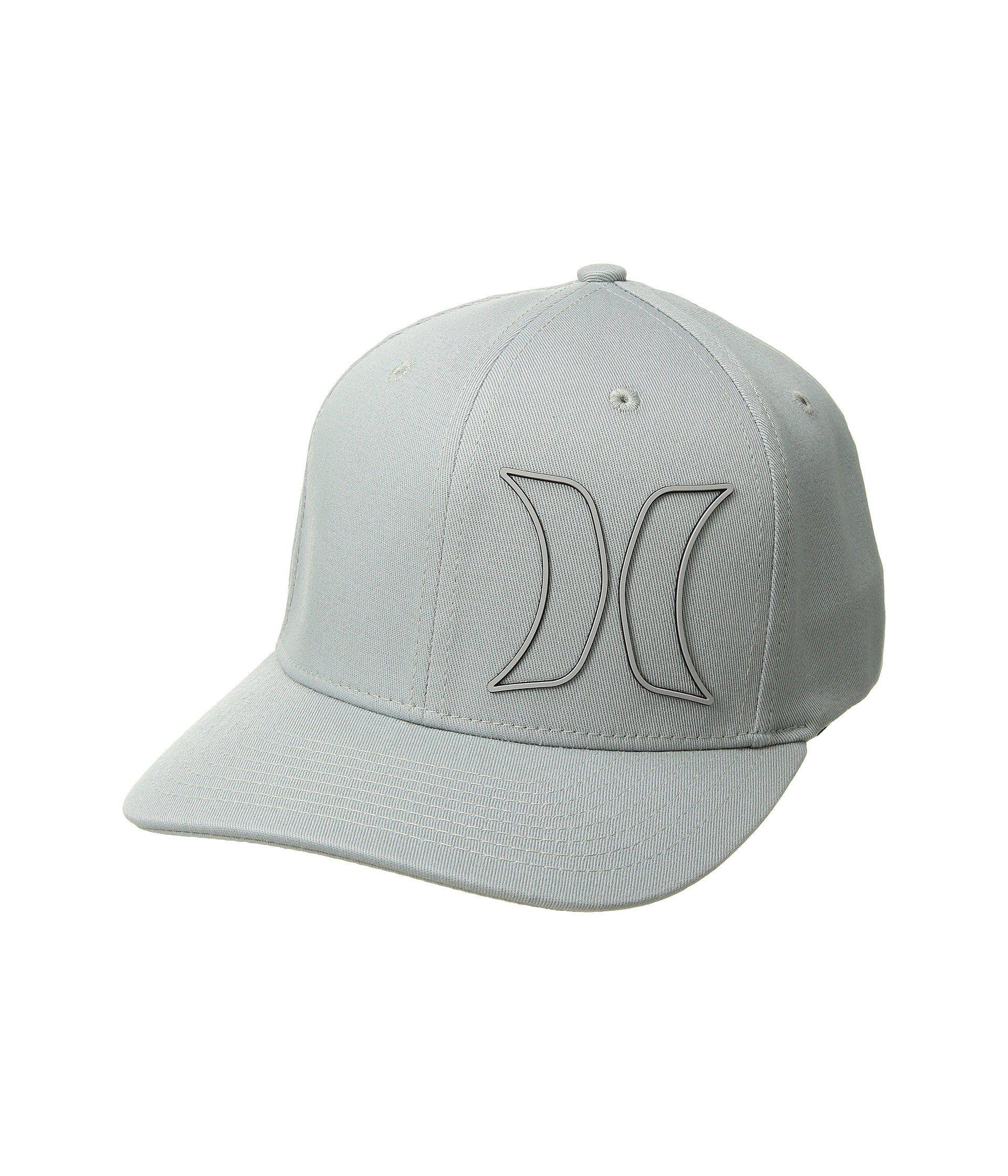 9917508ee51 Lyst - Hurley Santa Barbara Hat (black) Caps in Gray for Men