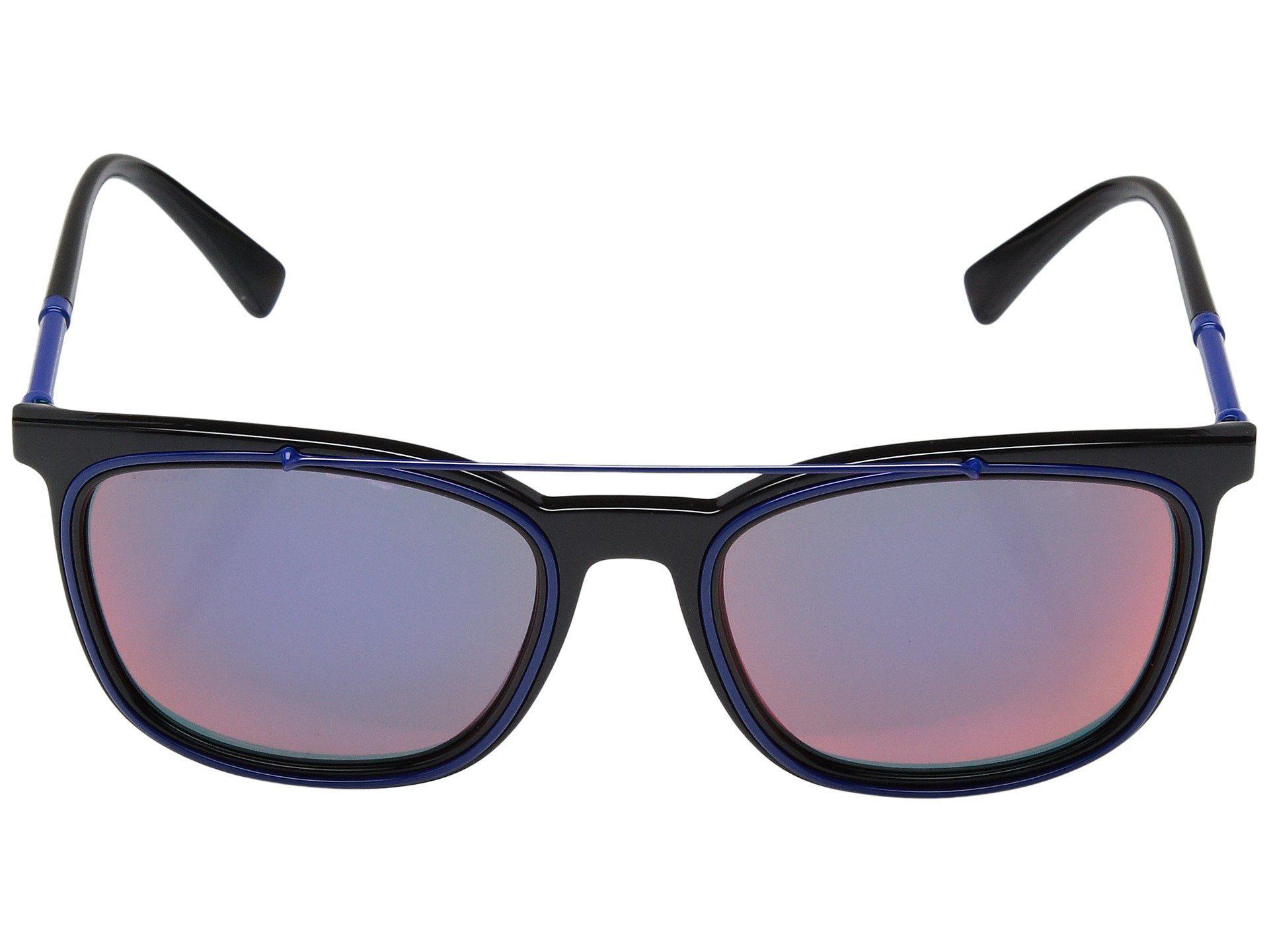 e9bb17af2cb Versace - Blue Ve4335 (black grey Gradient) Fashion Sunglasses for Men -  Lyst. View fullscreen