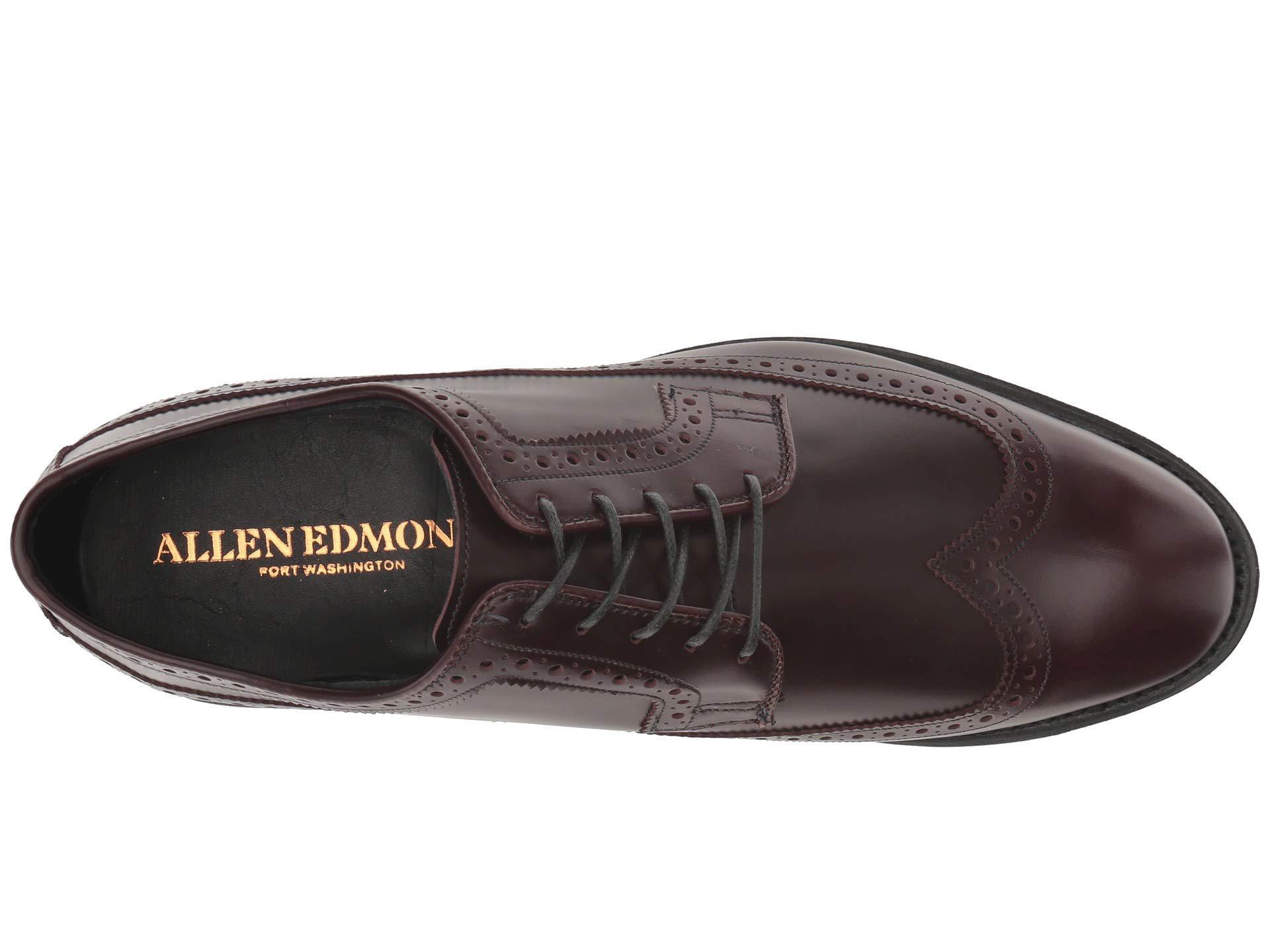 0e7d560492b Allen Edmonds - Multicolor Greene Street (black) Men s Shoes for Men -  Lyst. View fullscreen