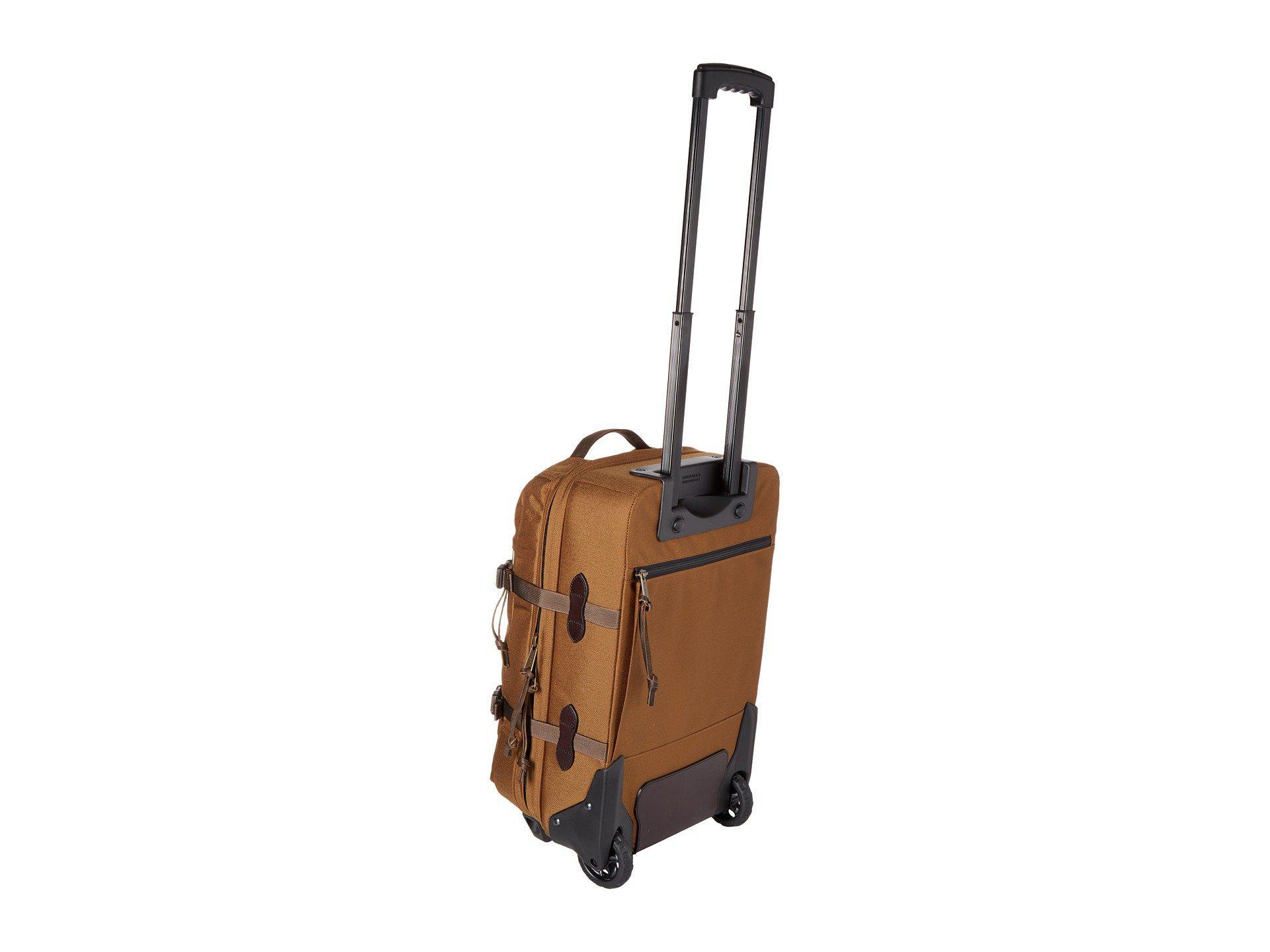 Filson - Brown Dryden 2-wheeled Carry-on Bag (otter Green) Bags. View  fullscreen 32b6b45890da6