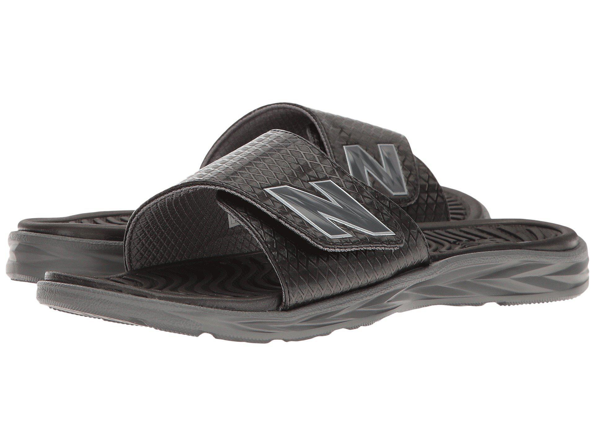 1d4cb87cb8b0 Lyst - New Balance Response Slide (white) Men s Slide Shoes in Gray ...