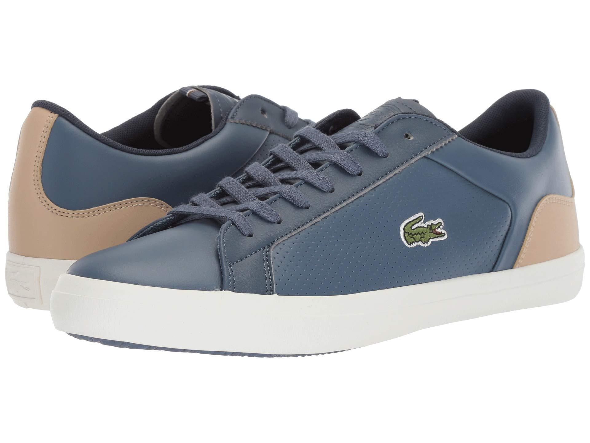 d28790f2591fc Lyst - Lacoste Lerond 418 1 (off-white off-white) Men s Shoes in ...