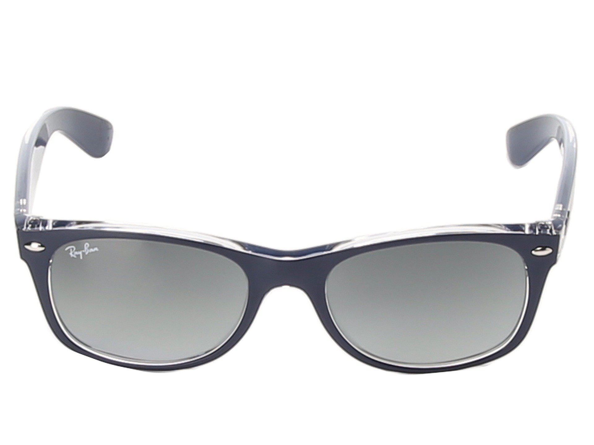 74c4122219a Ray-Ban - Blue Rb2132 New Wayfarer 52mm (matte Bordeaux) Sport Sunglasses  for. View fullscreen