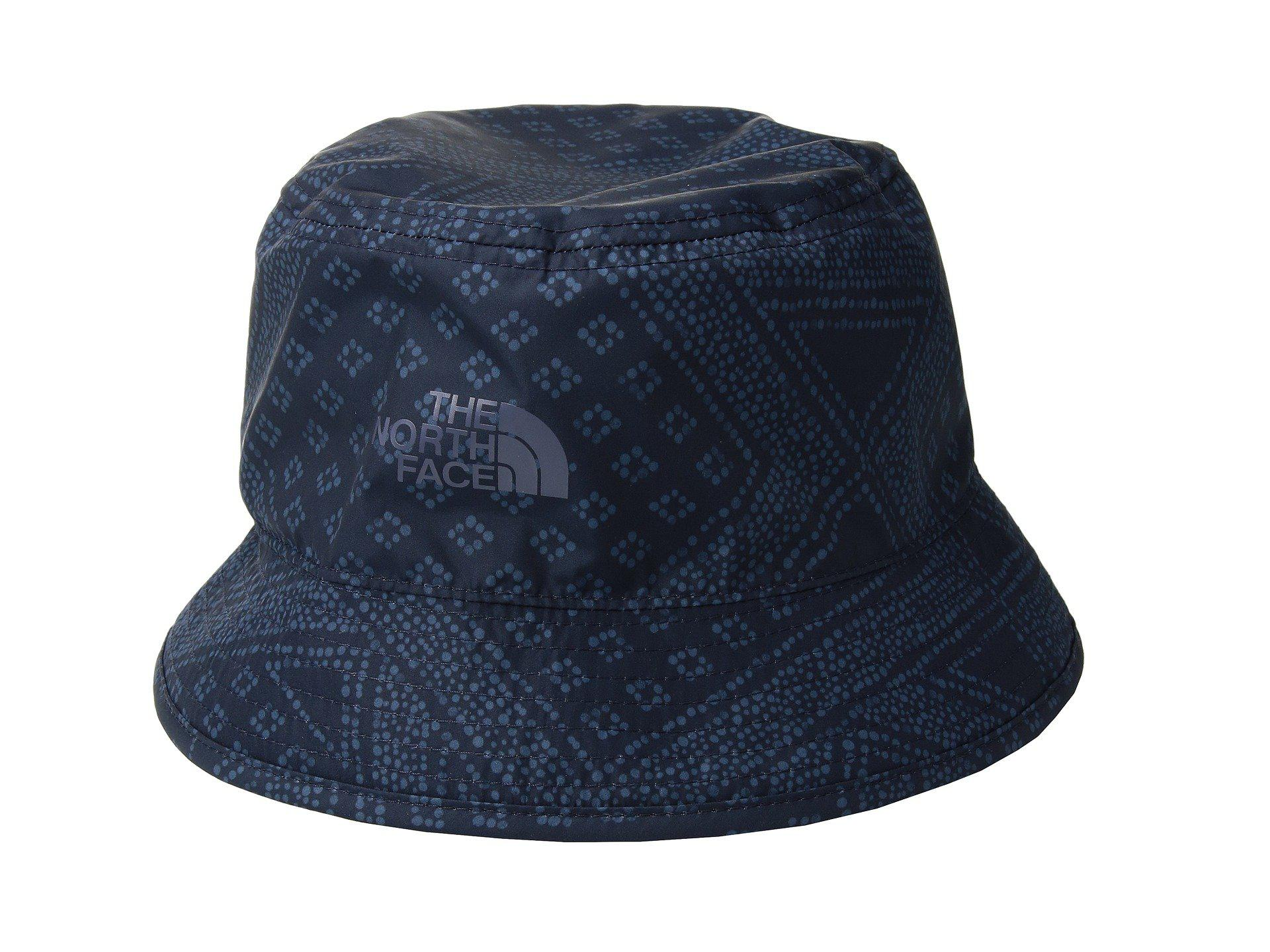 6598c91cfaac1 The North Face Sun Stash Hat (grape Leaf) Caps in Blue - Lyst