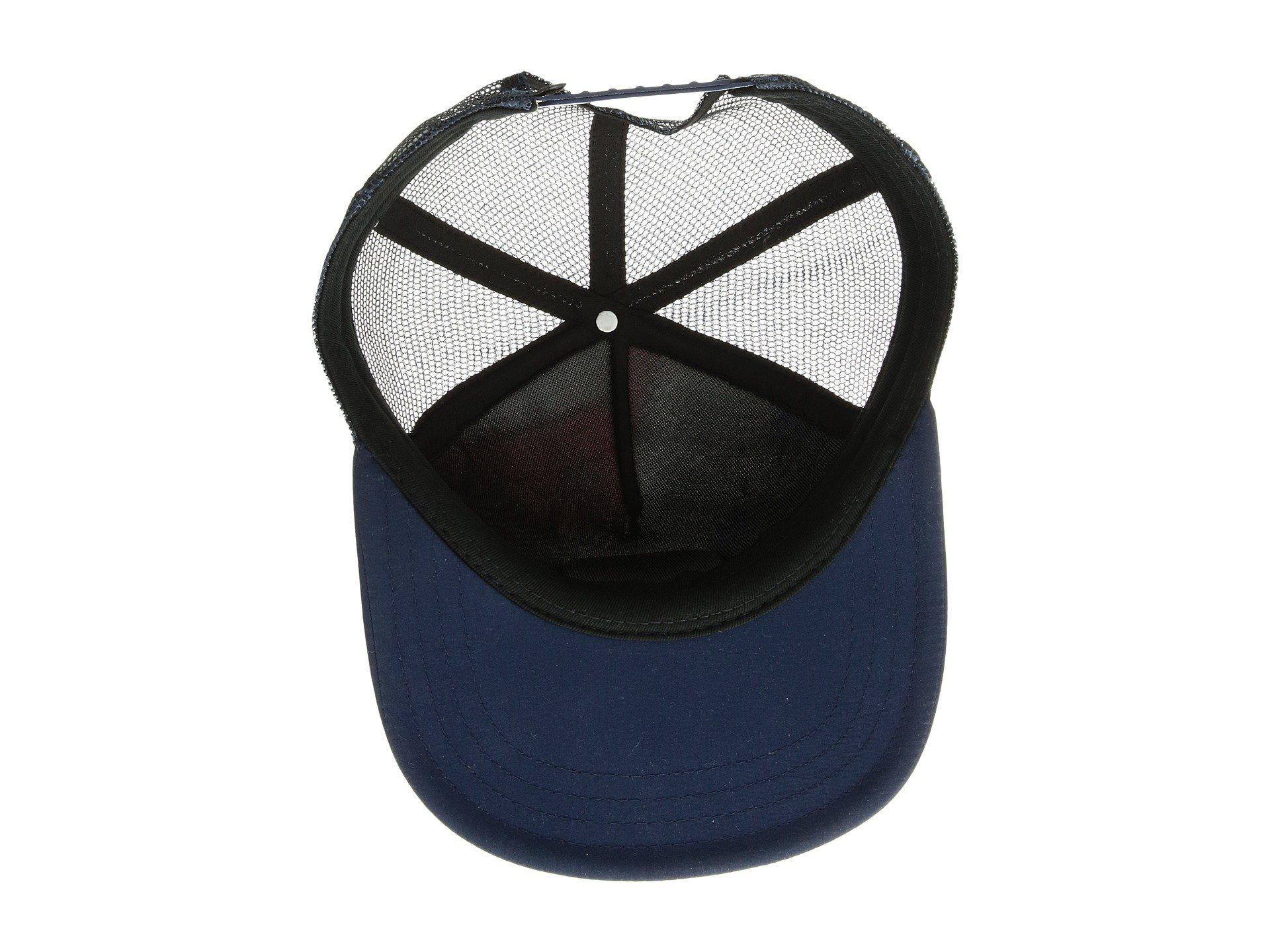 a3f4ec828 Lyst - Vans Surf Patch Trucker Hat (ameri Can) Caps in Blue for Men